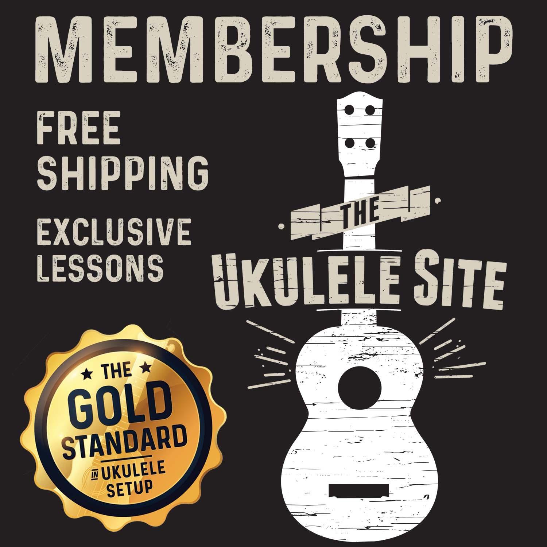 One-Year Ukulele Site Membership
