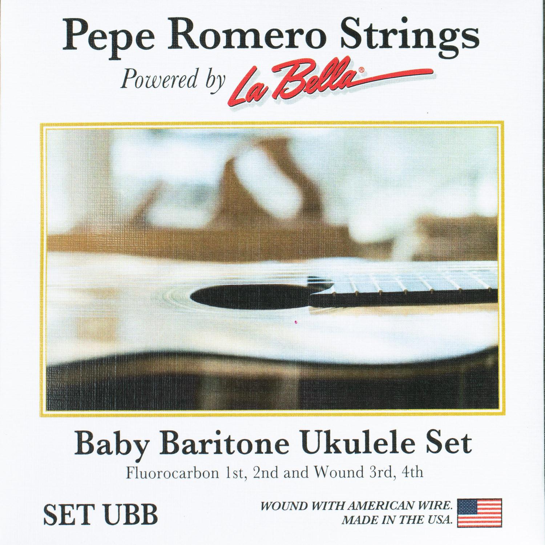 Pepe Romero Strings UBB Baby Baritone Strings