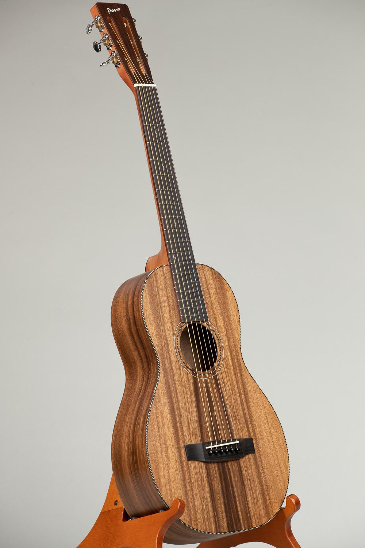 Pono Acacia Parlor Guitar (L-10K 3395)