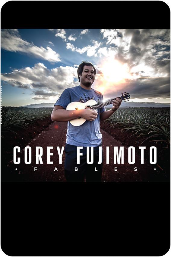 "Corey Fujimoto- ""Fables""- New Studio Album"