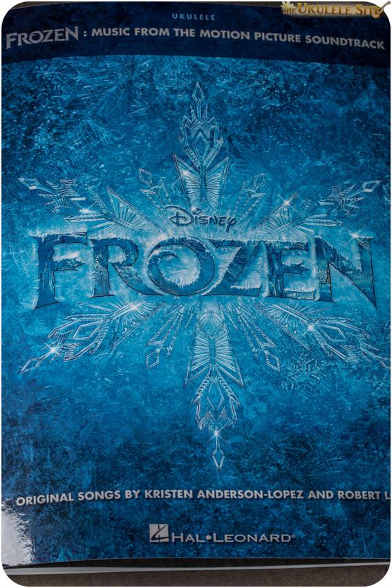 Frozen Soundtrack- Ukulele Song Book