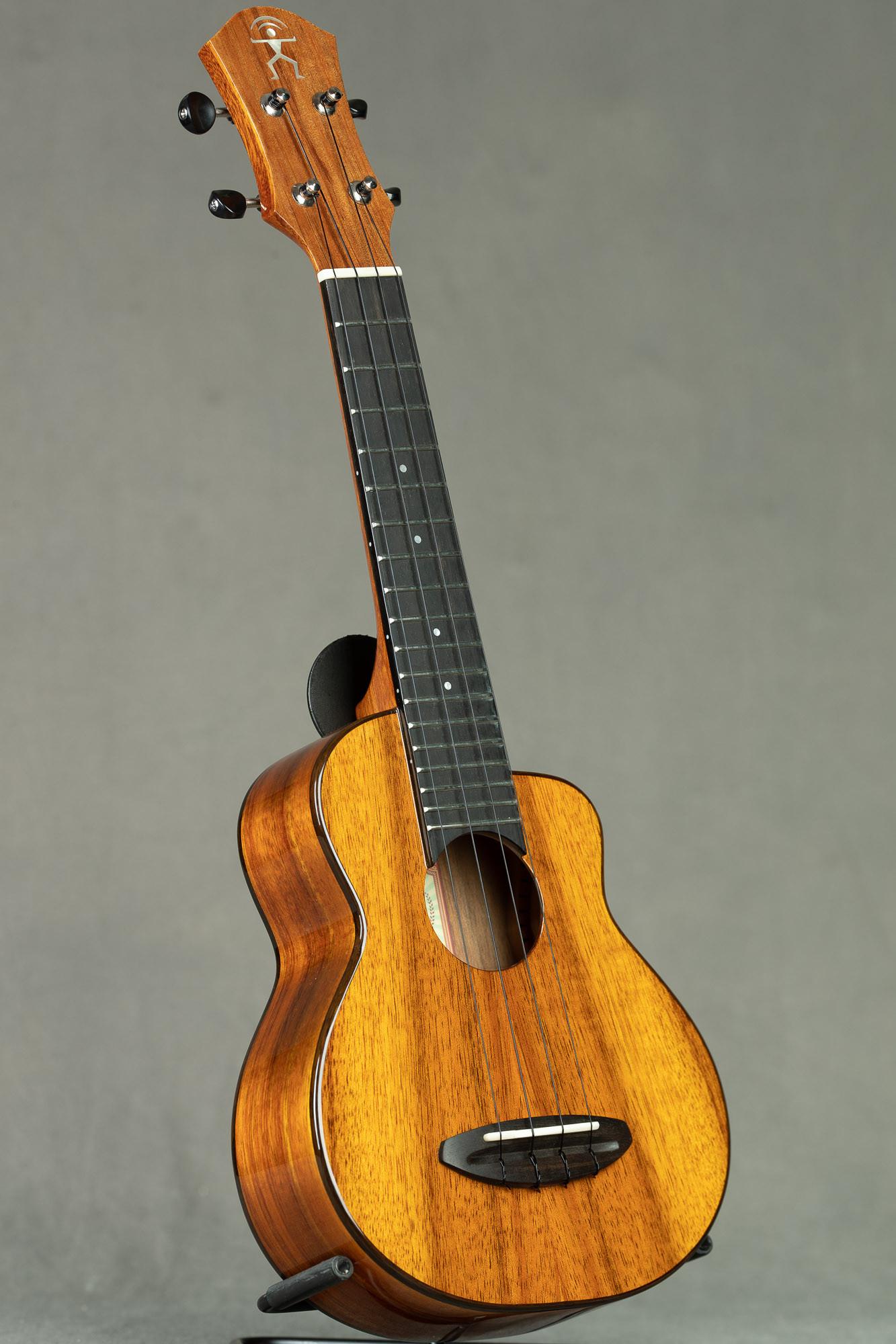 aNueNue Koa Bird Soprano (US1K 9348)