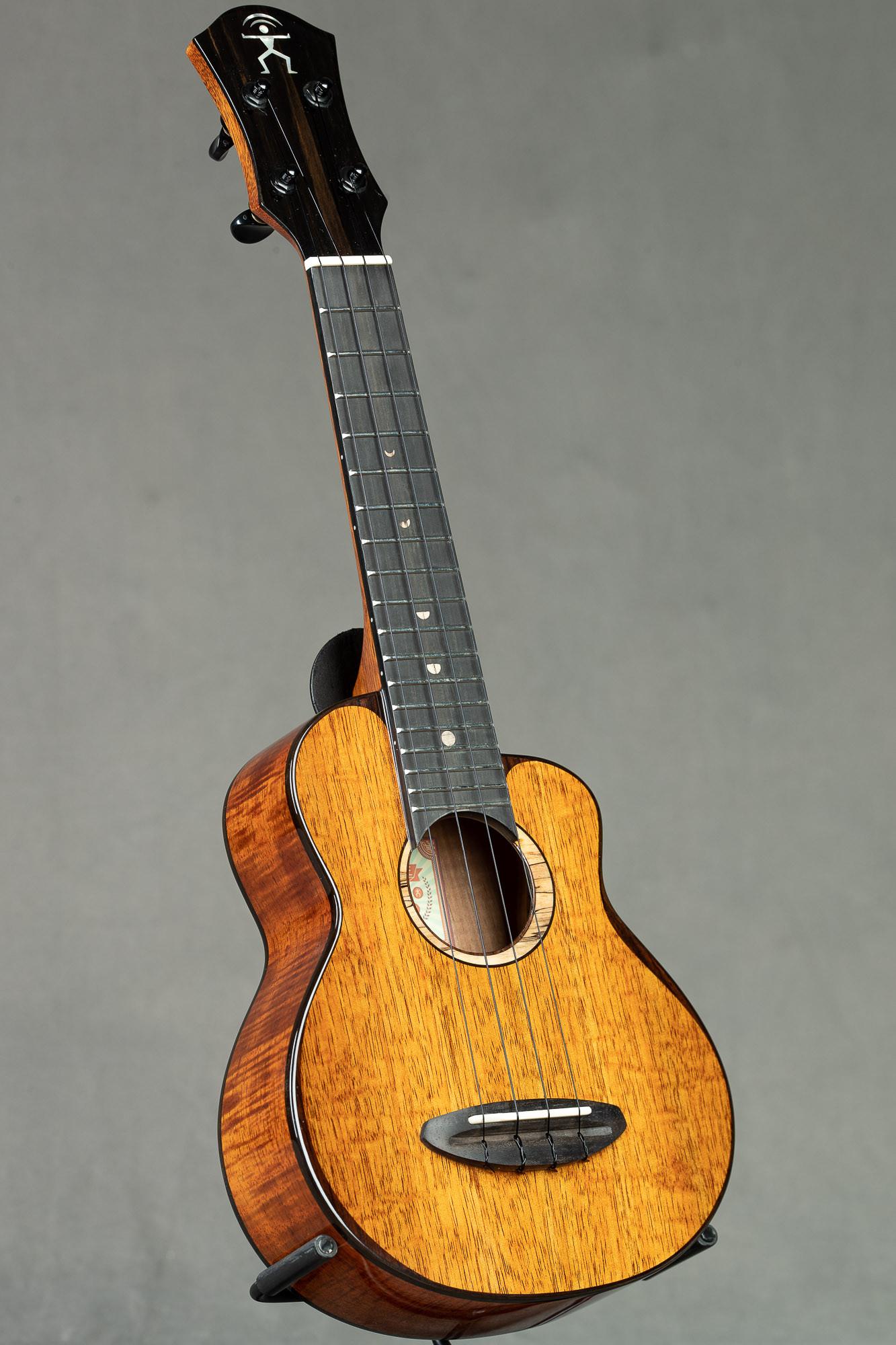 aNueNue Koa Bird Soprano (US3K 9603)