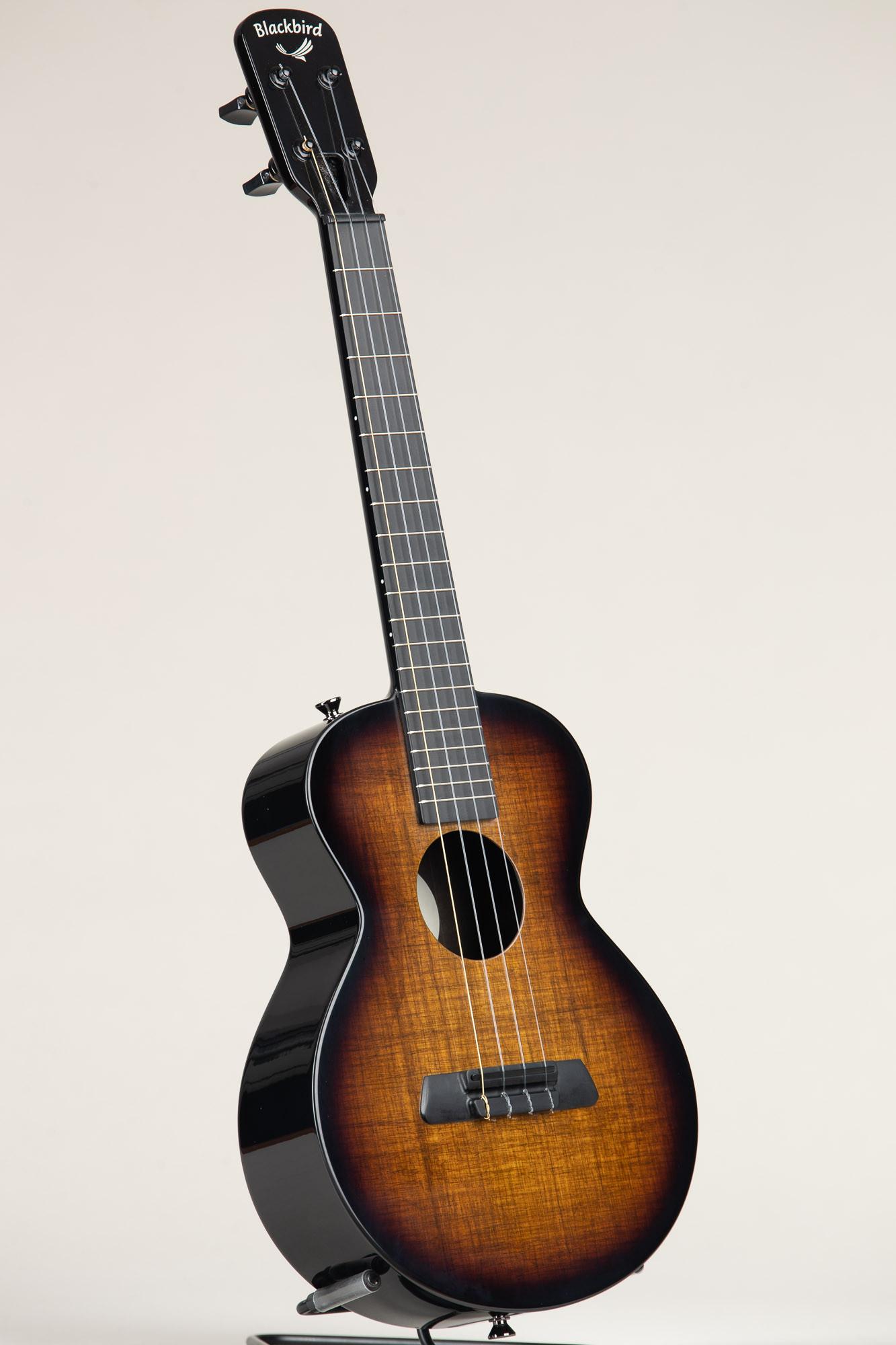 Blackbird EKoa Tenor High Gloss Sunburst (Custom Farallon 3253)