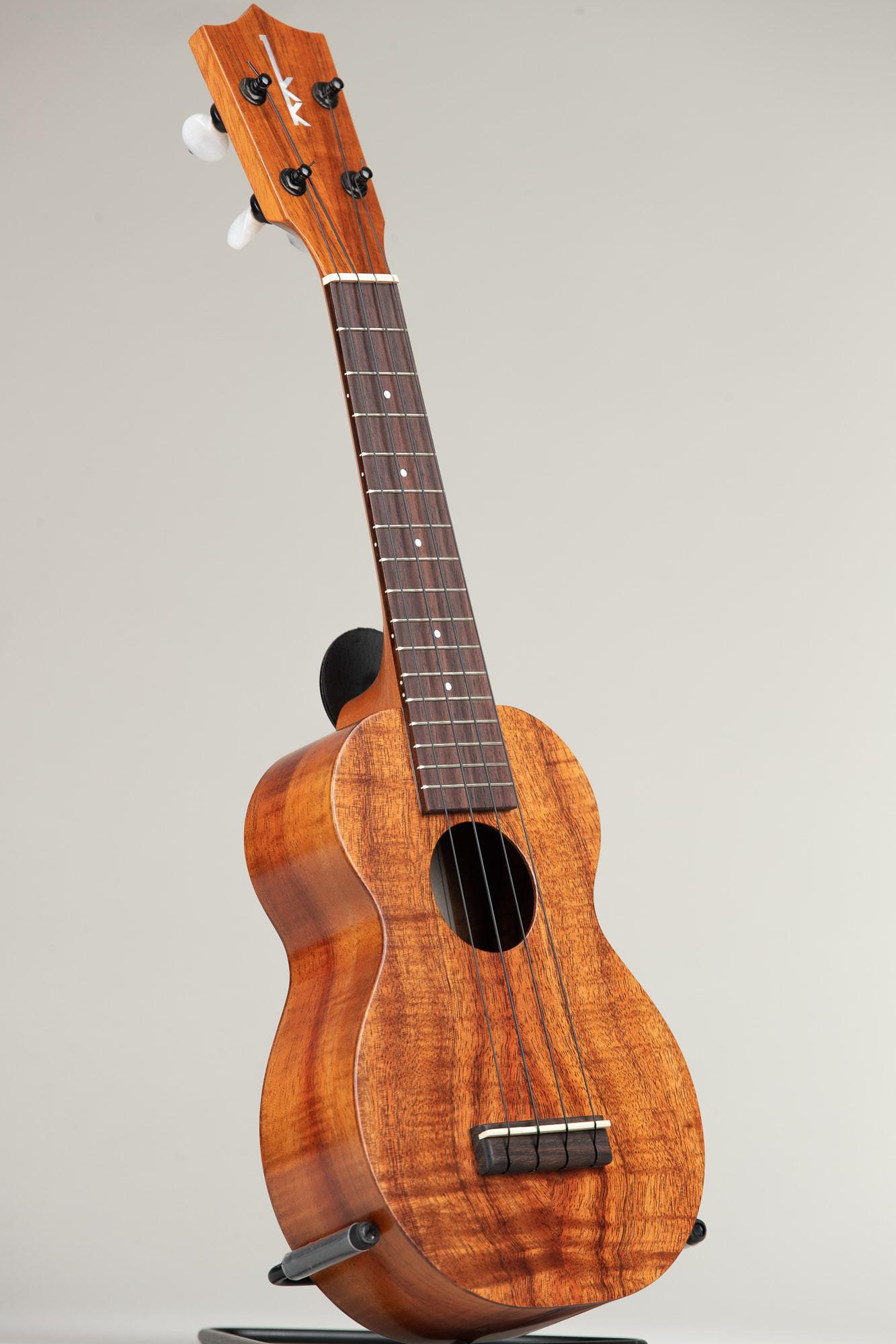 Kamaka Koa Soprano (HF-1 210308)