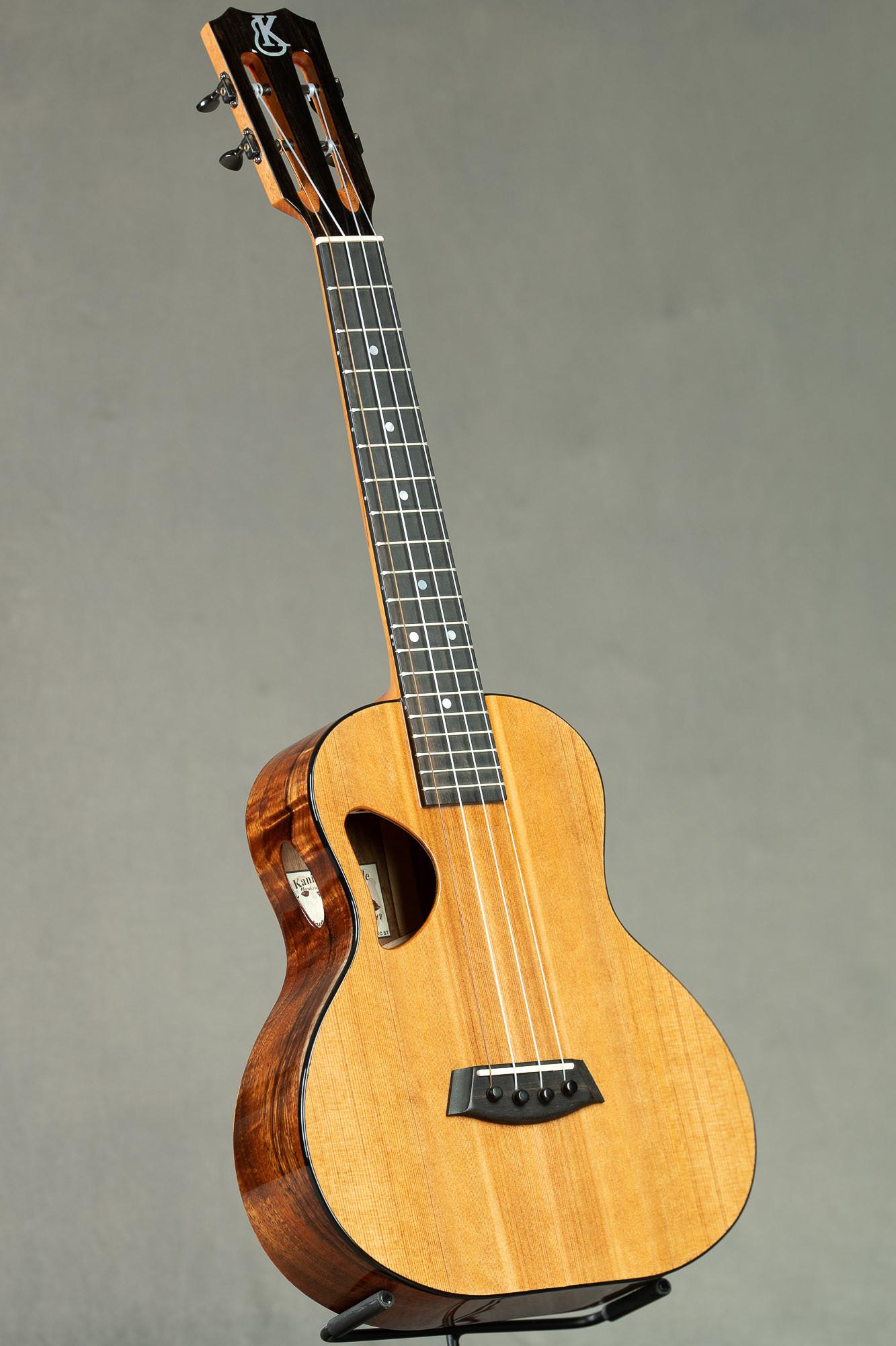 Kanile'a DK Koa Cedar Super Tenor (DKST-C 22394)