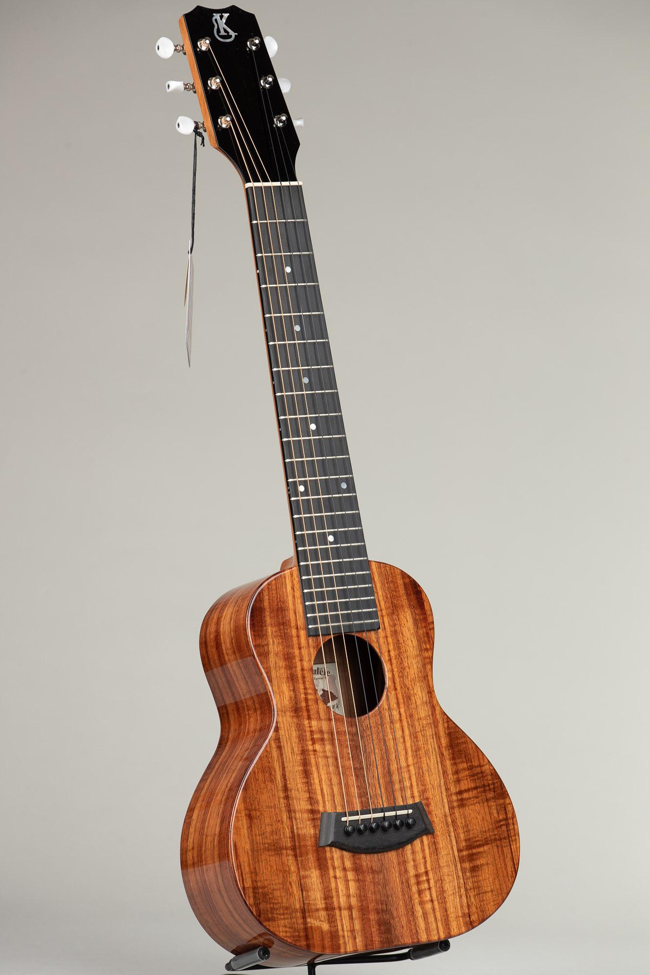 Kanile'a K-1 Koa Guitarlele (K-1 GL6 DLX, 24384)