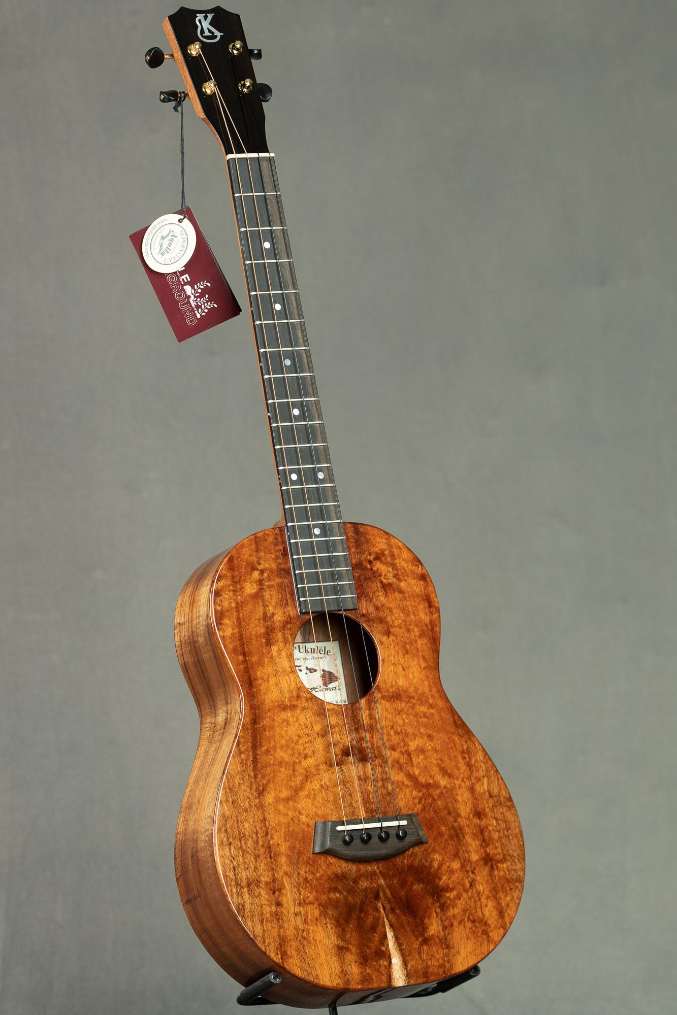 Kanile'a Koa Gloss Baritone (K-1 B Tru-R G #23883)