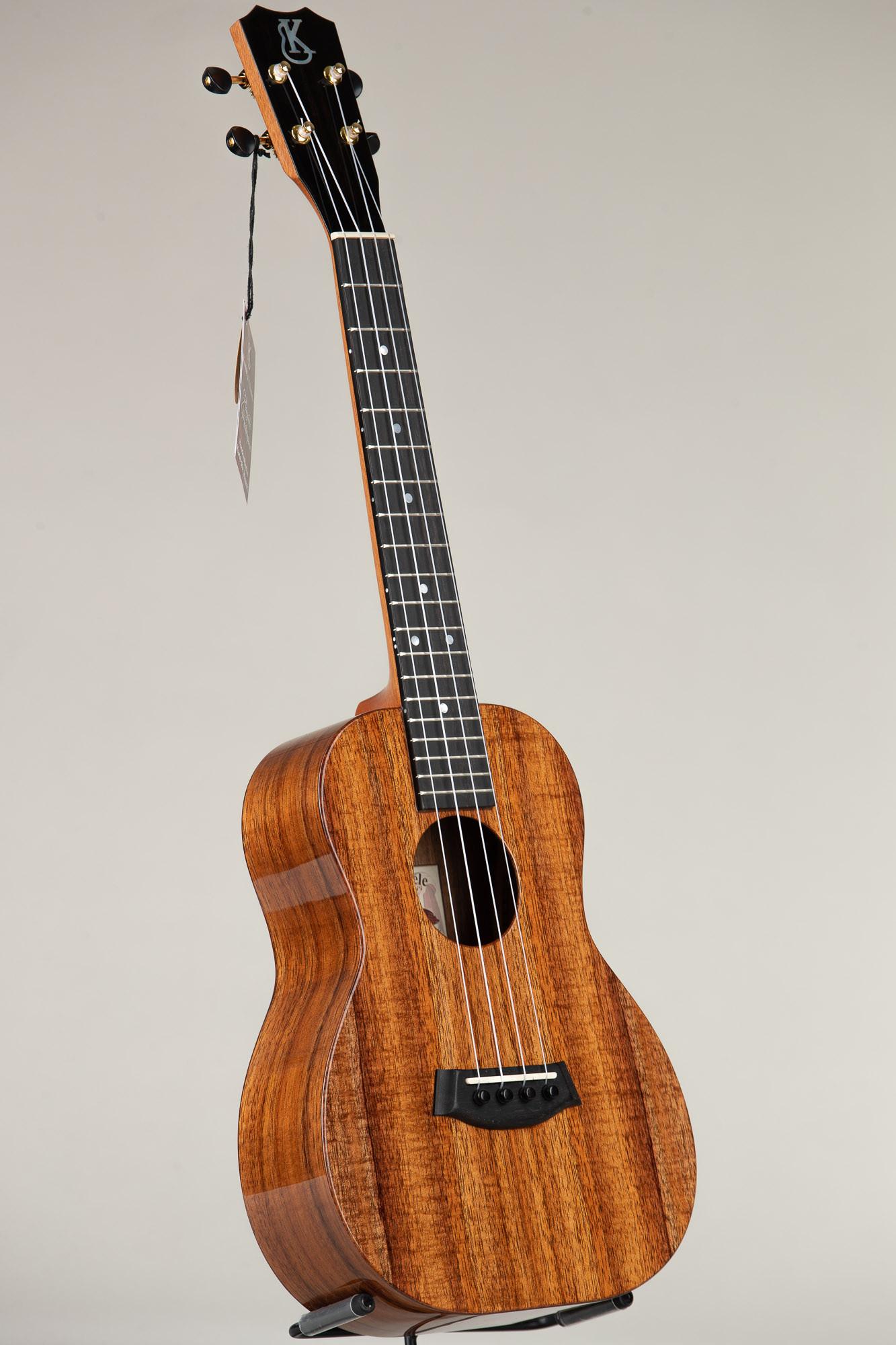 Kanile'a Koa Gloss Tenor (K-1 T 24567)