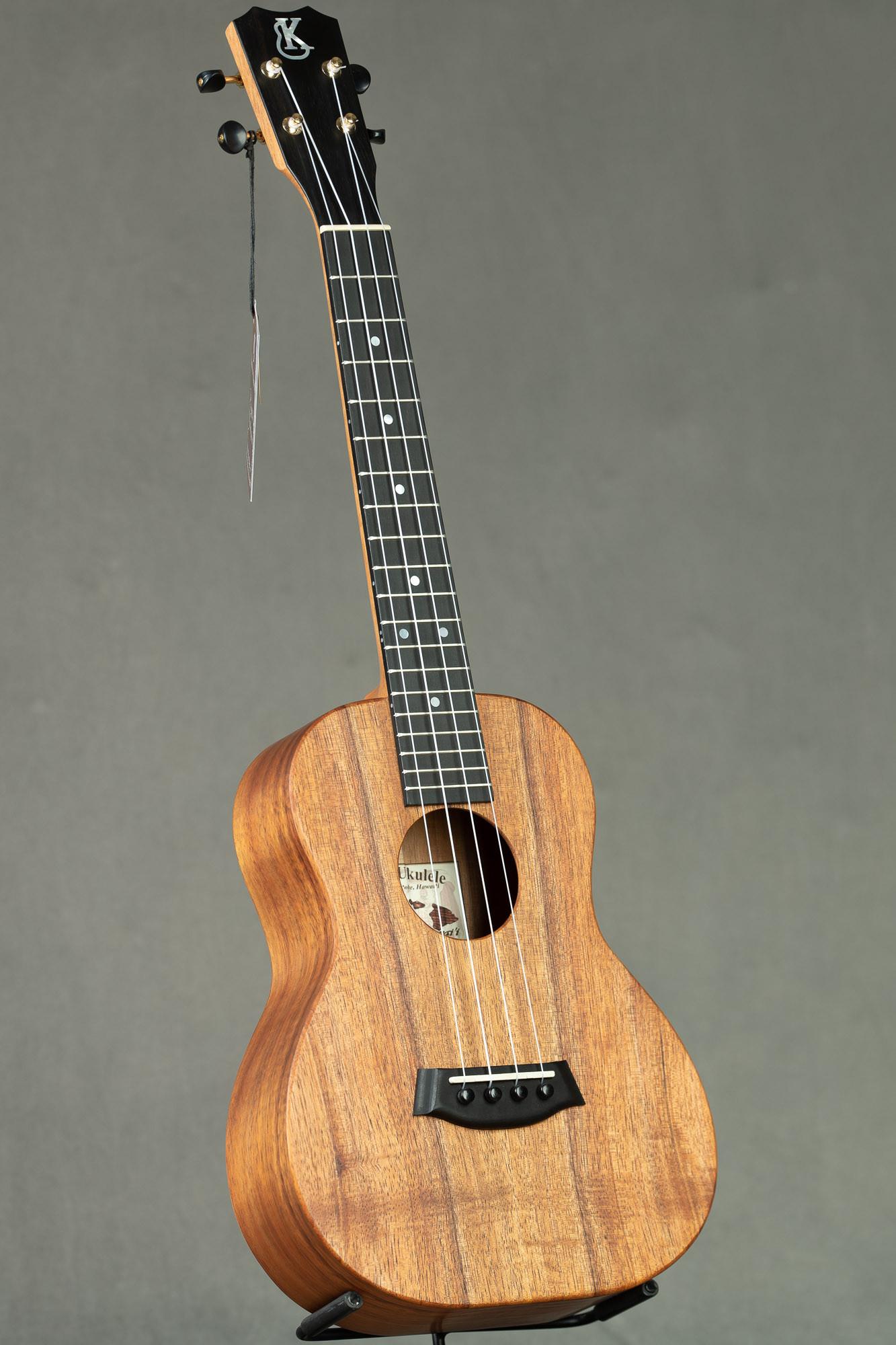 Kanile'a Koa Tenor (K-1 T UV Natural Tru-R, Select from Available)