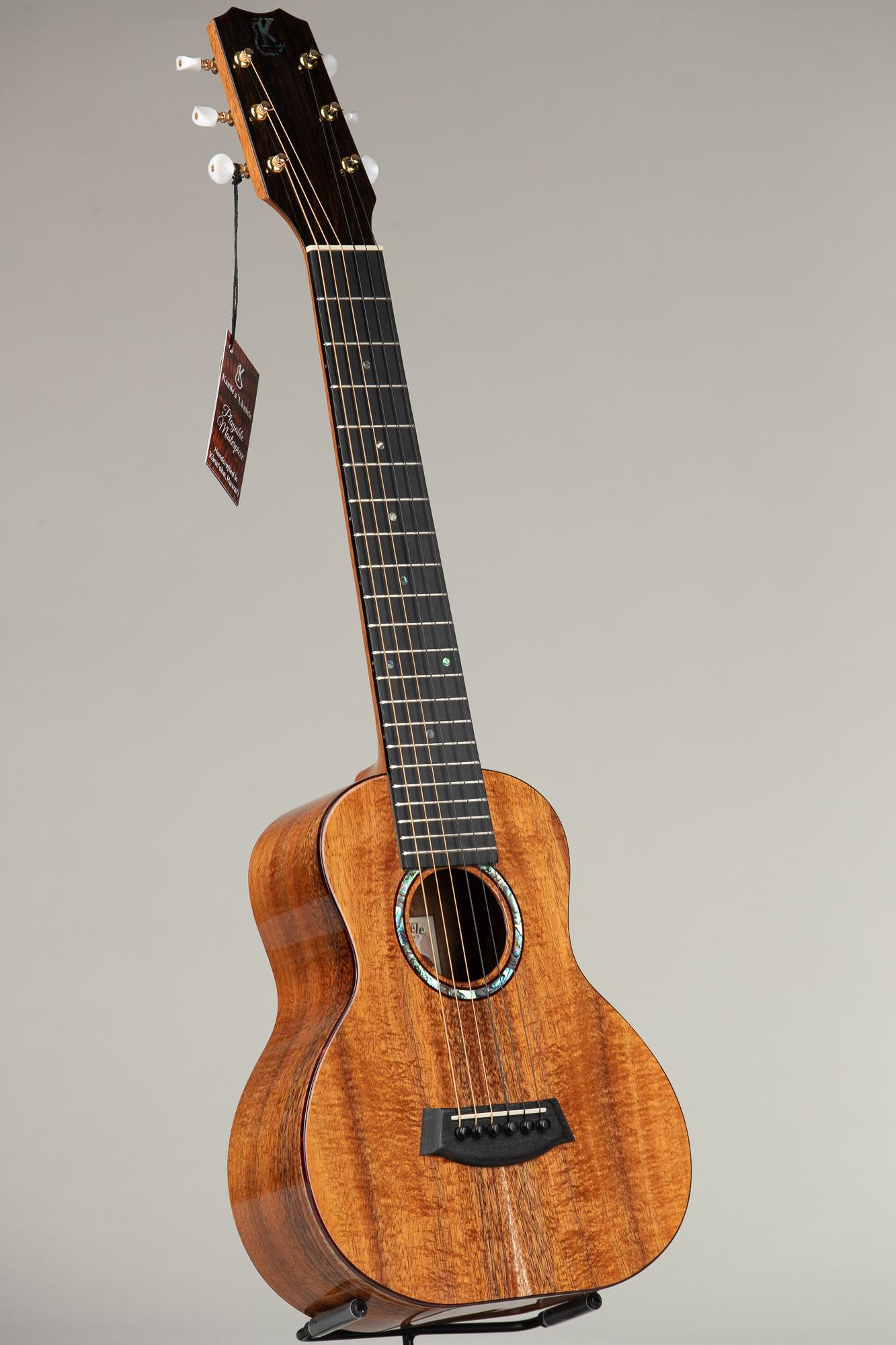 Kanile'a KPA Koa Guitarlele (KPA GL6 Tru-R, 24433)