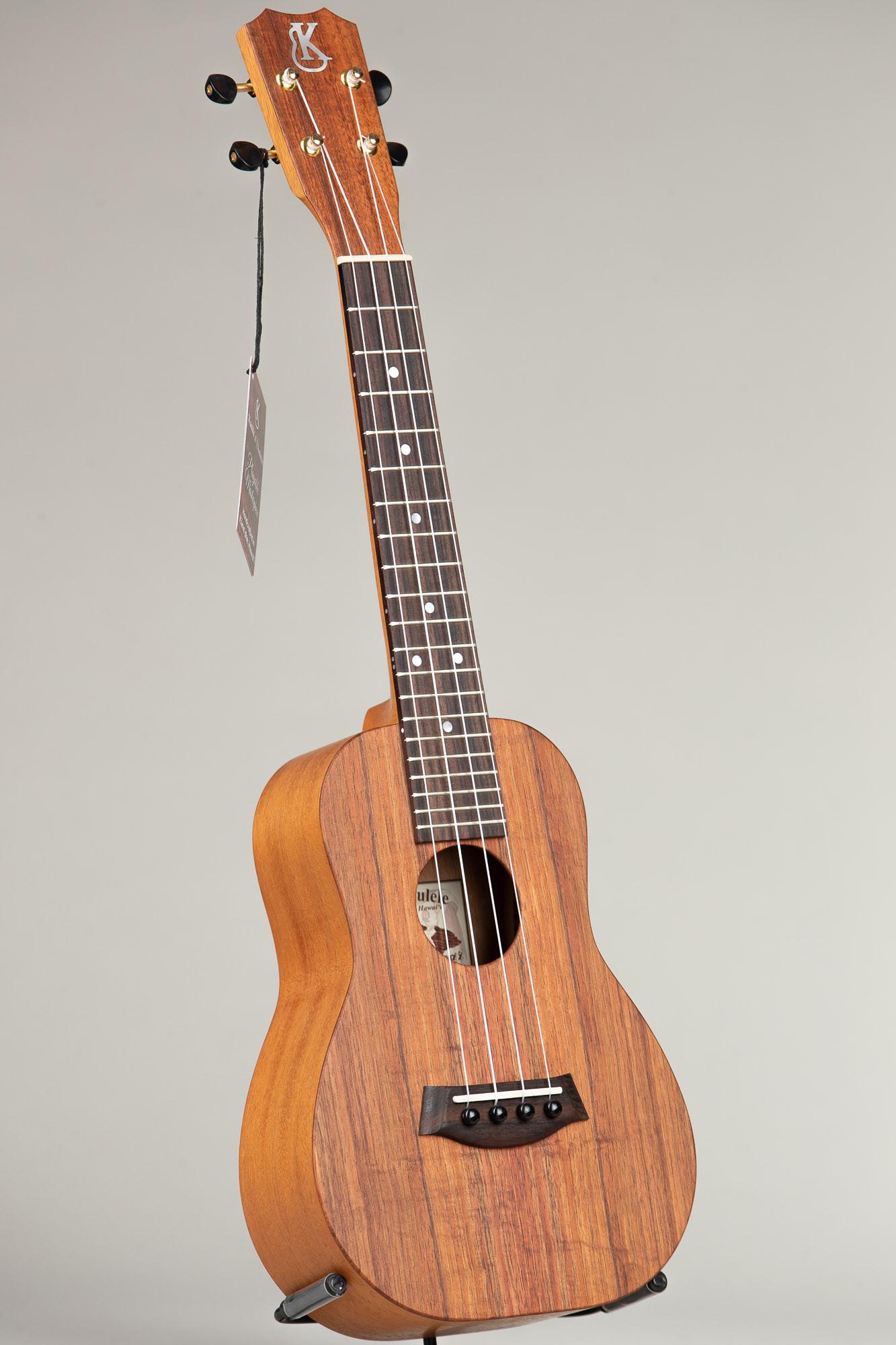 Kanile'a Koa/ Mahogany Concert (OHA-C 23936)