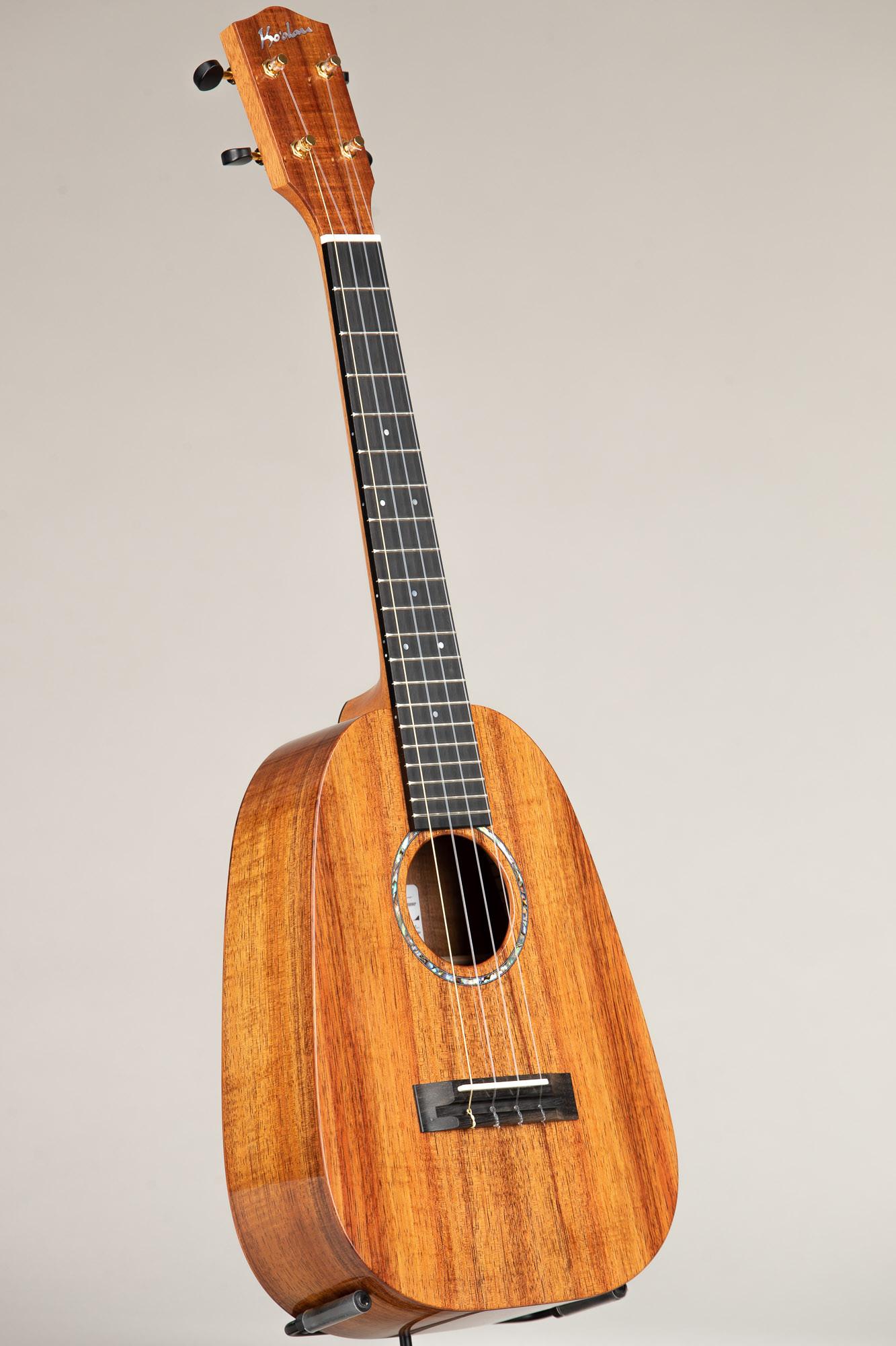 Ko'olau Pineapple Koa Tenor (T100 Gloss 5921)