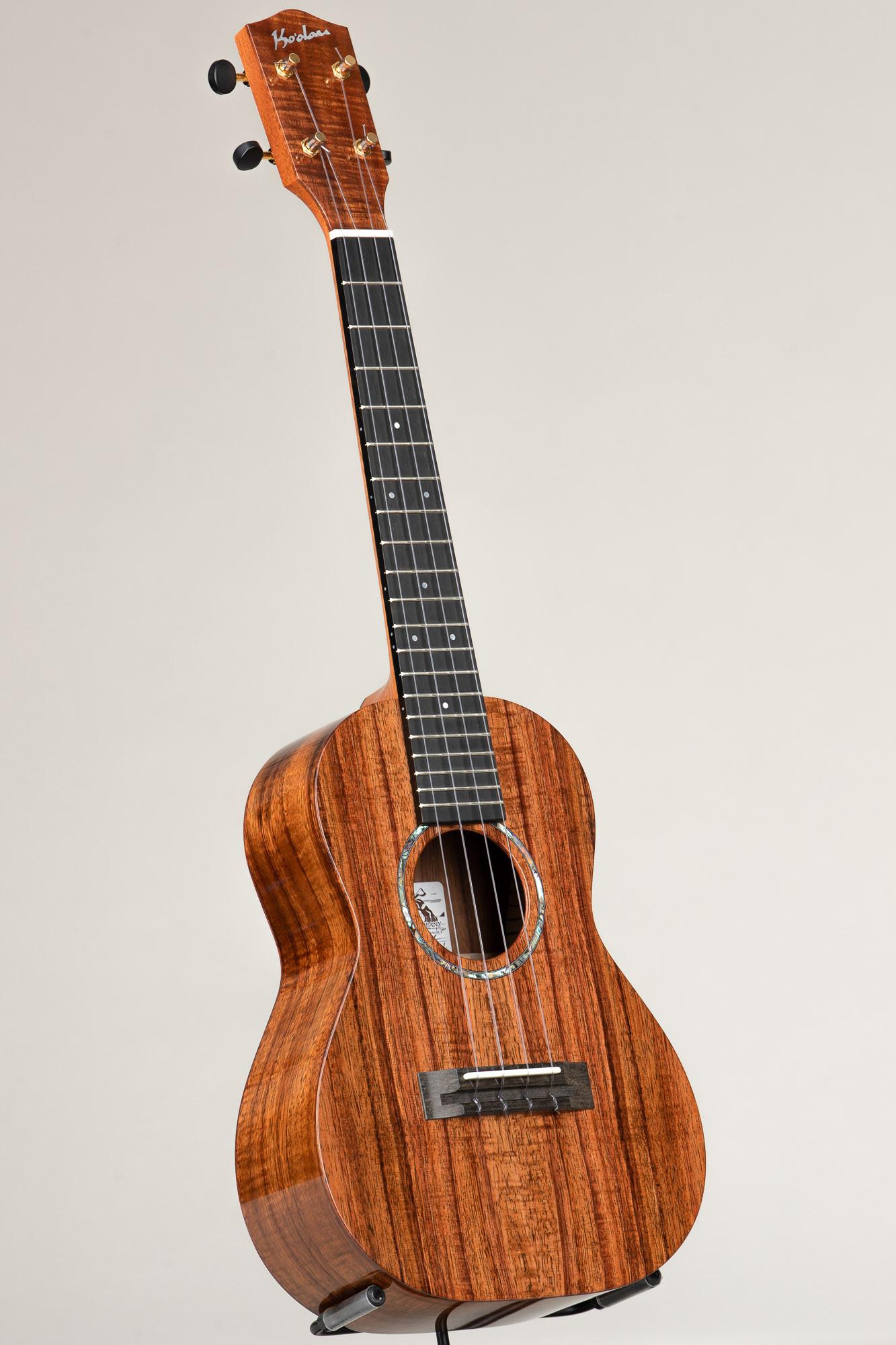 Ko'olau Koa Tenor (T100 Gloss 4721)