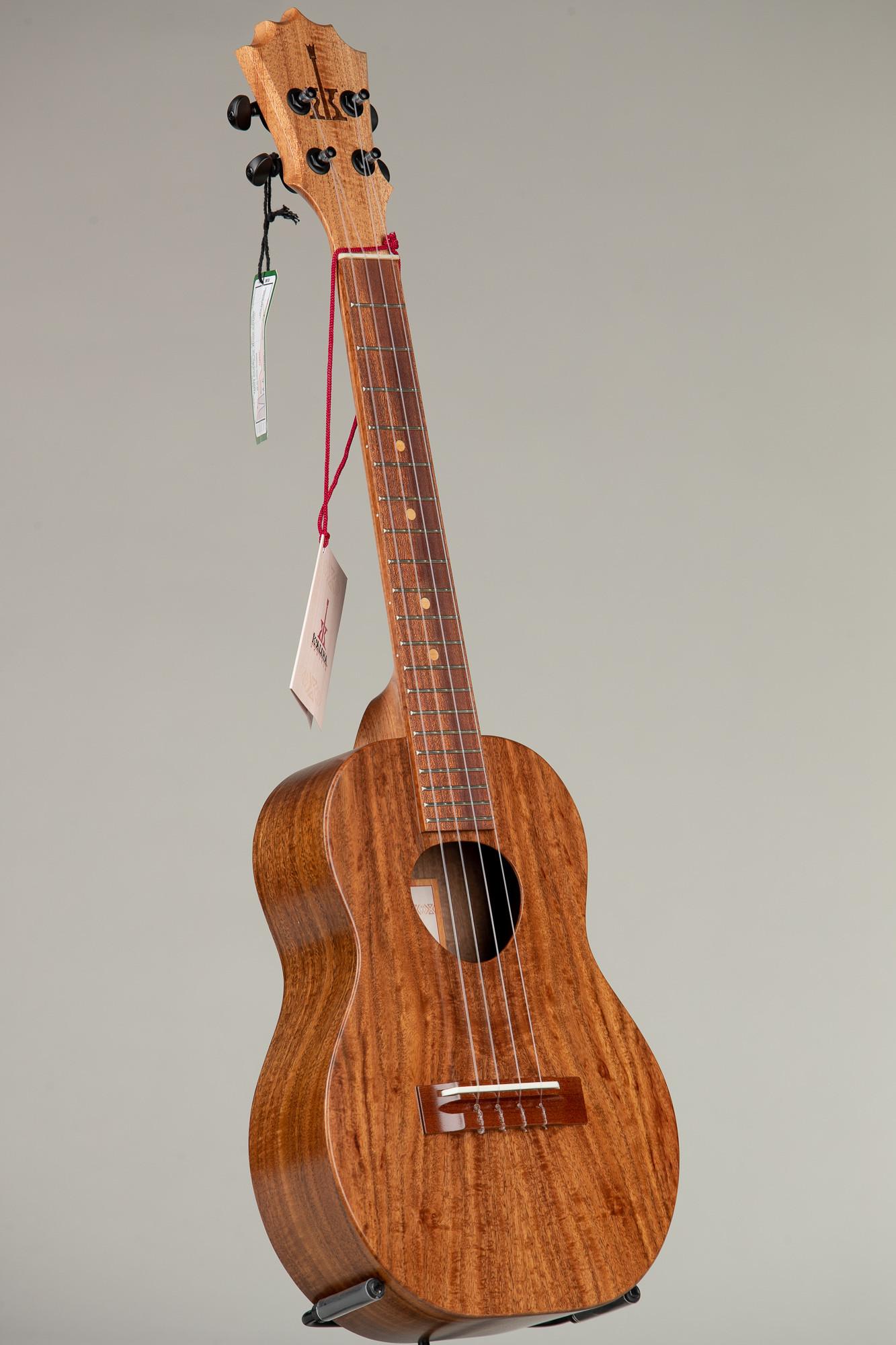Koaloha Tenor Acacia Opio Ukulele (KTO-10 21586)