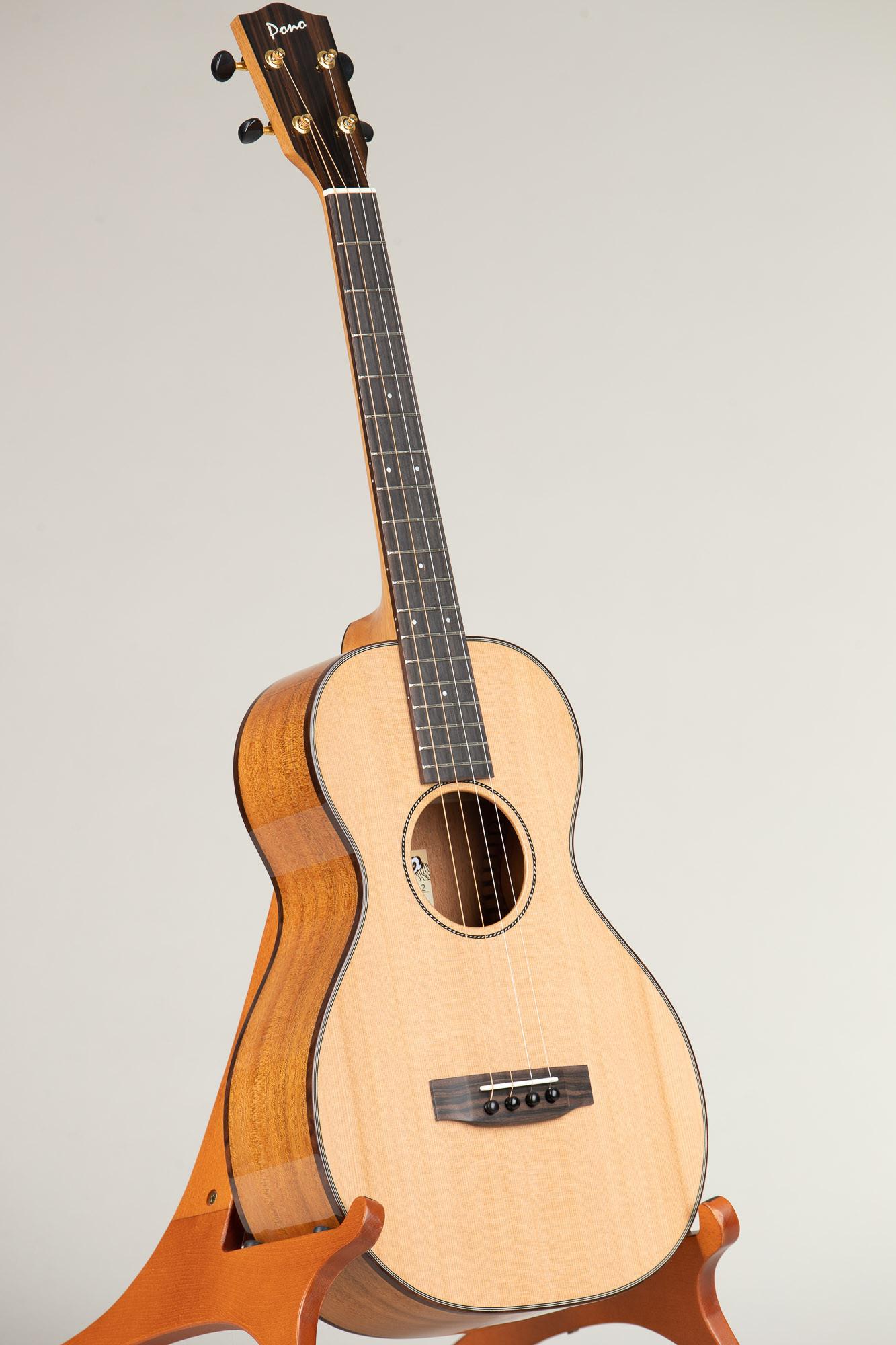 Pono Cedar Mahogany Steel String Baritone (UL4-2 3128)