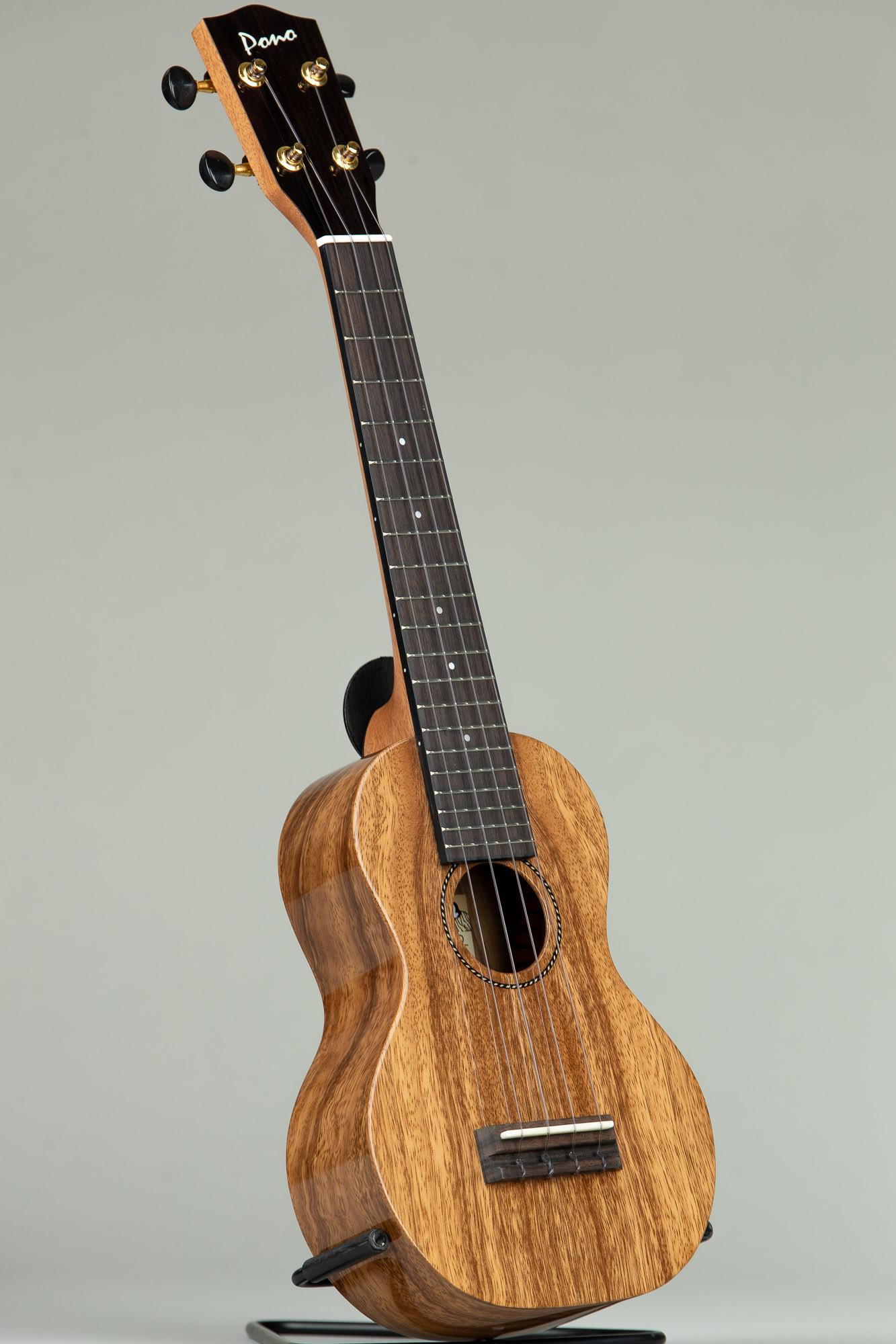 Pono Acacia Deluxe Super Soprano (ASSD 2900)