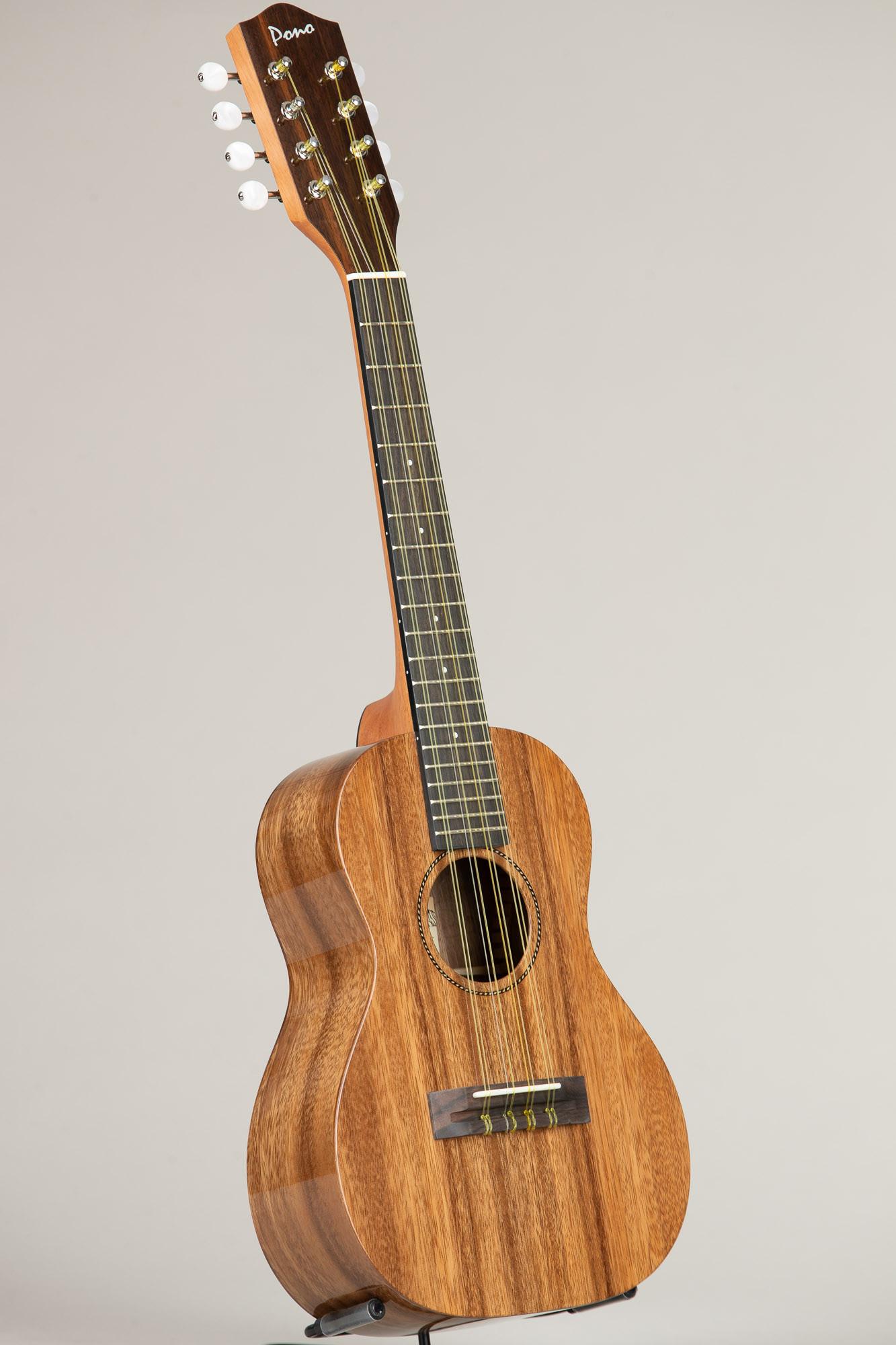 Pono Acacia Tenor Deluxe Eight String (ATD-8 4675)