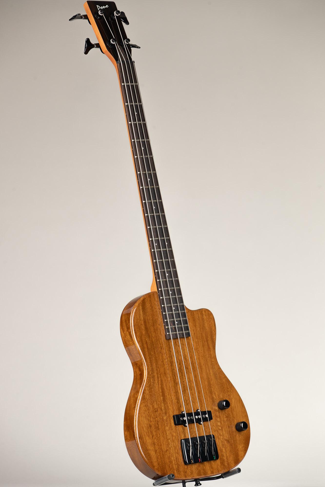 Pono Chambered Body Bass- Curly Mango (B-15 2433)