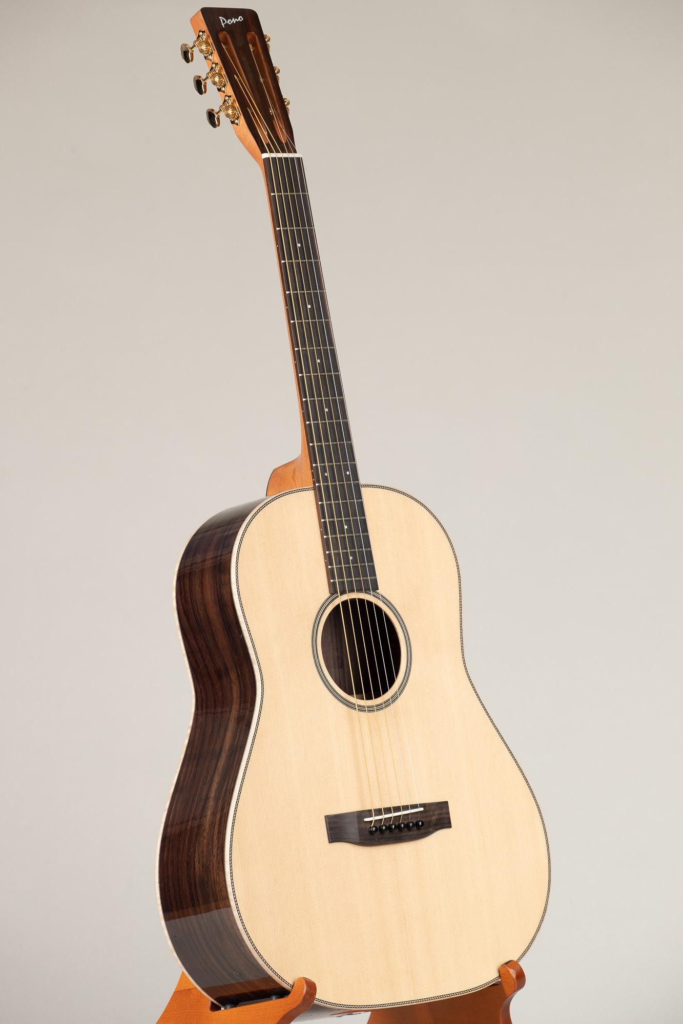 Pono Spruce Top Rosewood Sloped Shoulder Dreadnaught Guitar (DS-30 4736)