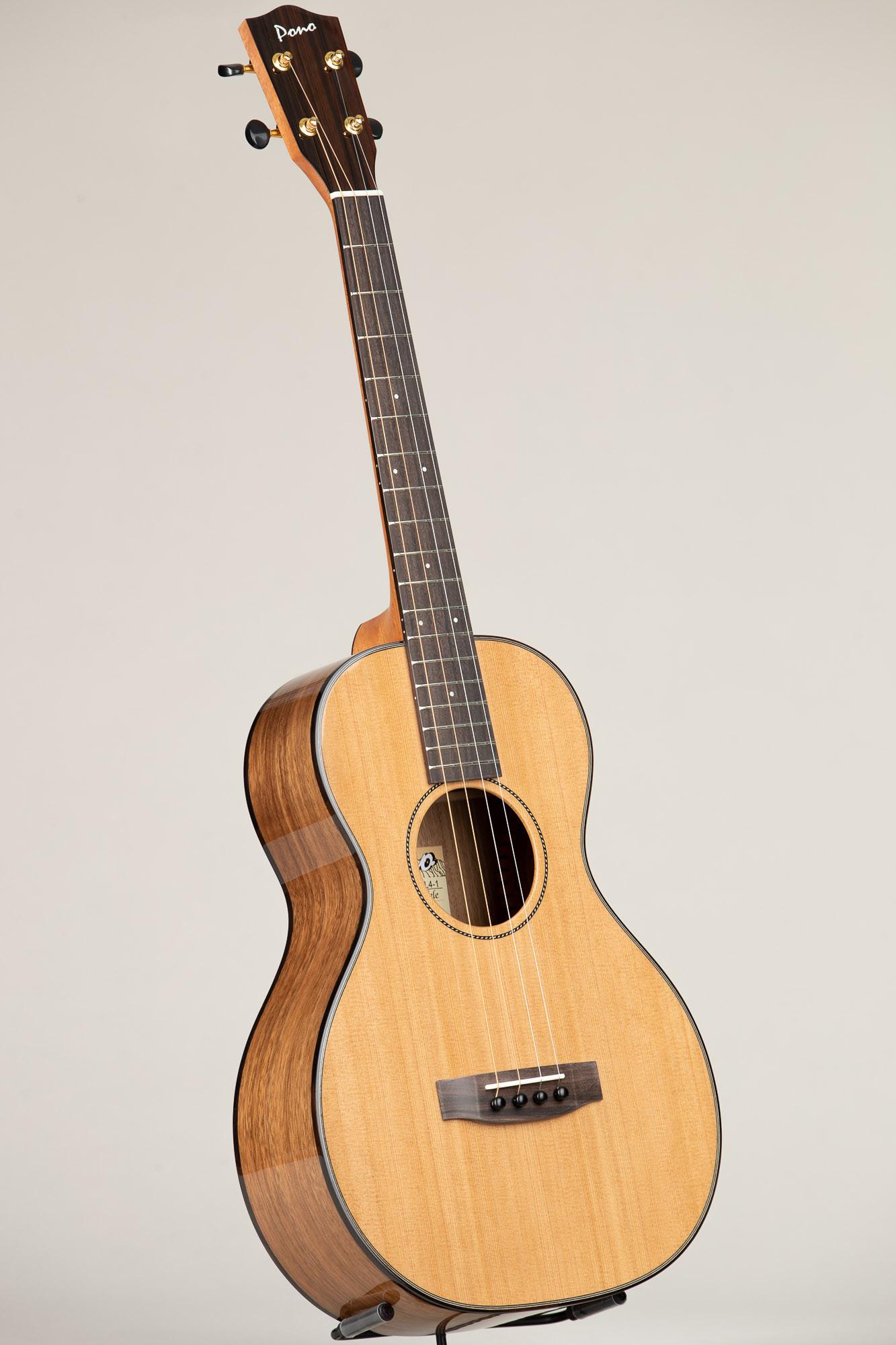 Pono Cedar Acacia Steel String Baritone (UL4-1 2897)
