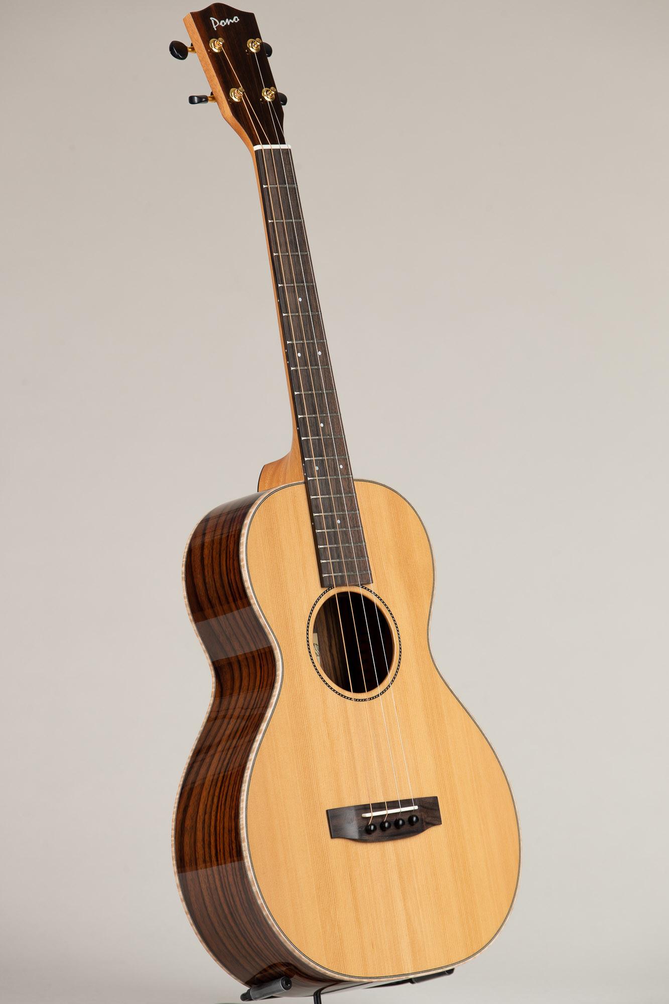 Pono Cedar Rosewood Steel String Baritone (UL4-4 4541)