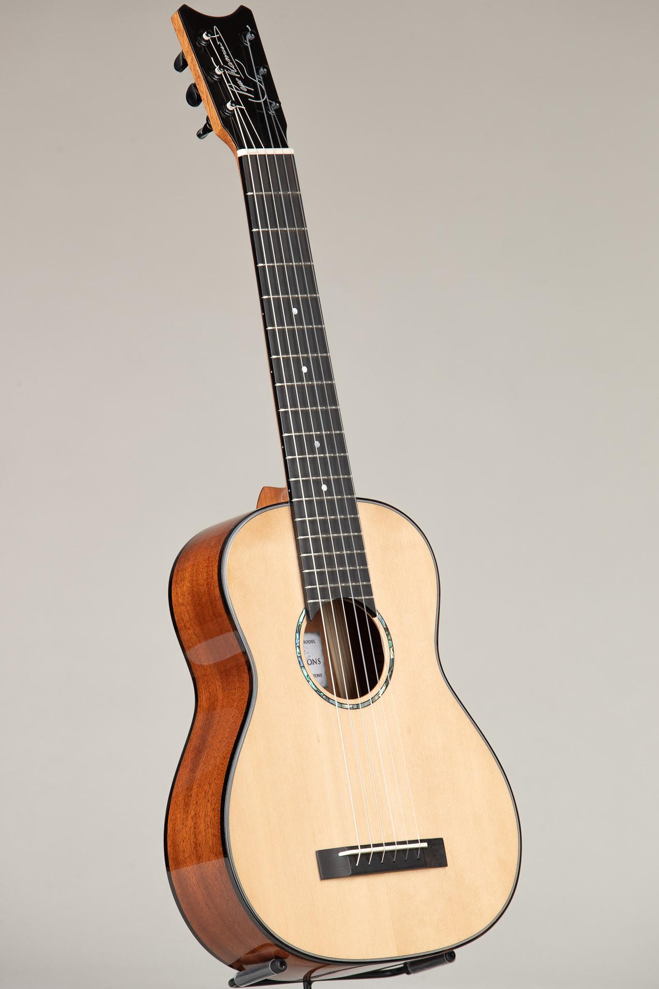Romero Creations Baritone 6 string Spruce/ Mahogany (B6-SM 20012)