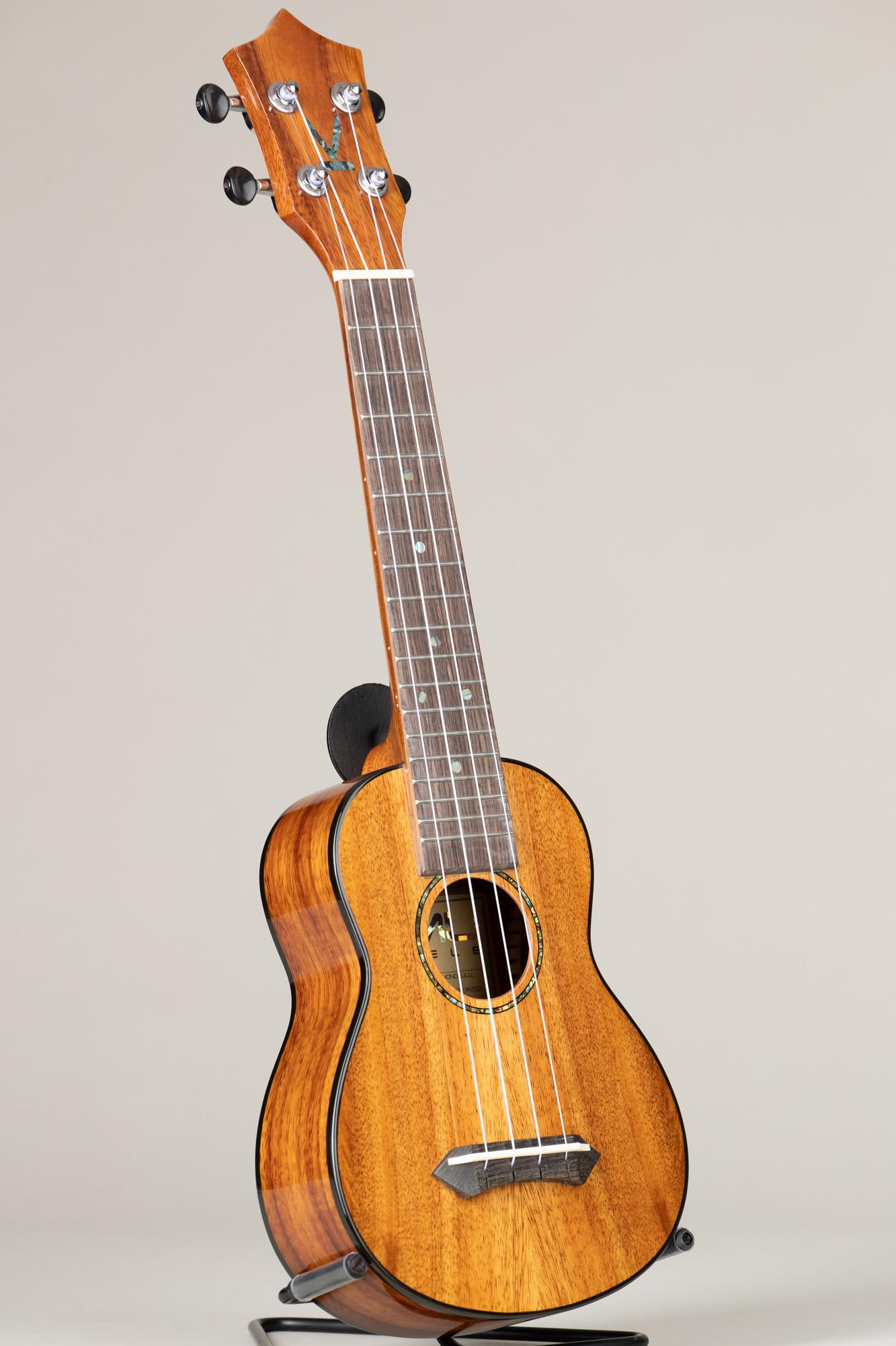 Kumu Koa Long Neck Soprano Gloss (SQ35A 0028)