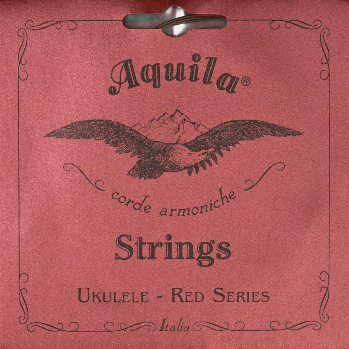 Aquila Red 72U SINGLE Low G Plain- New Formula!