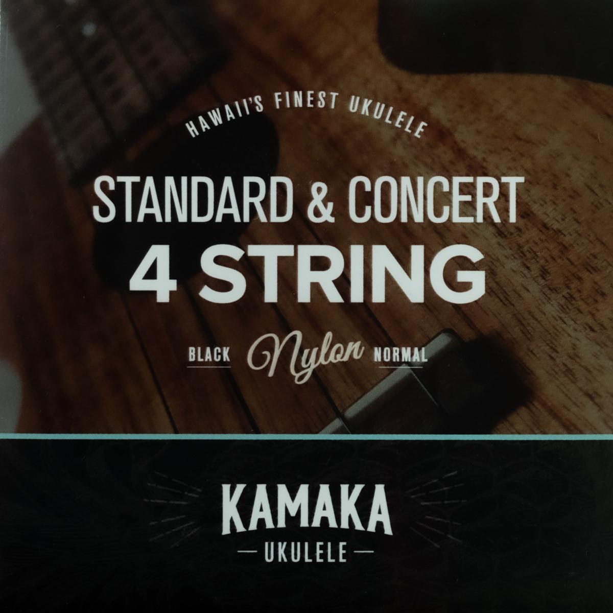 Kamaka Strings - Soprano/Concert - High & Low G