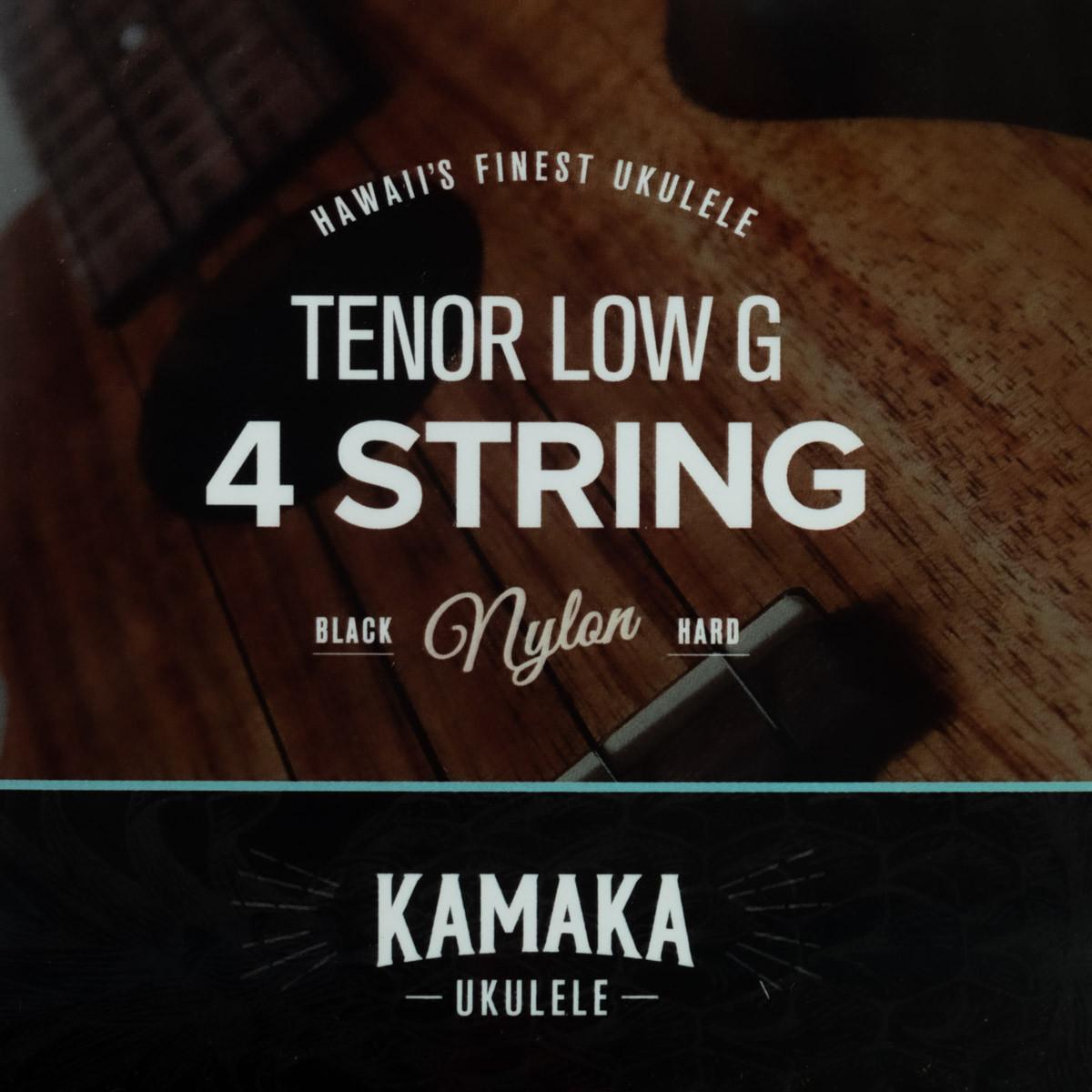 Kamaka Strings Tenor 4 String Low G