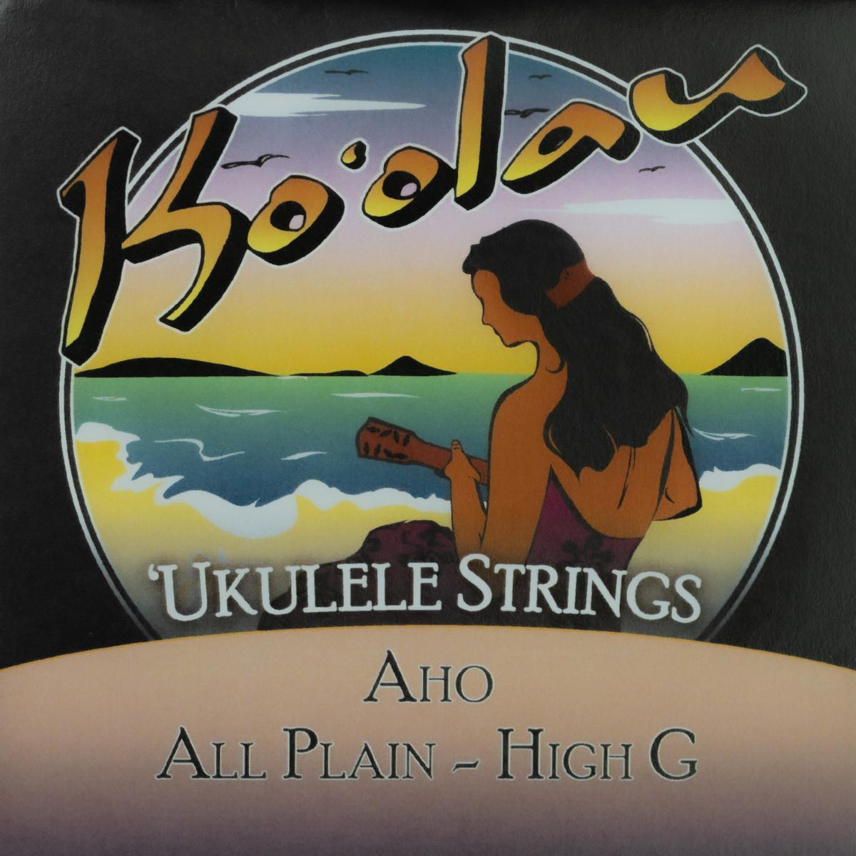 Ko'olau Aho - Fluorocarbon Strings (5 Options)