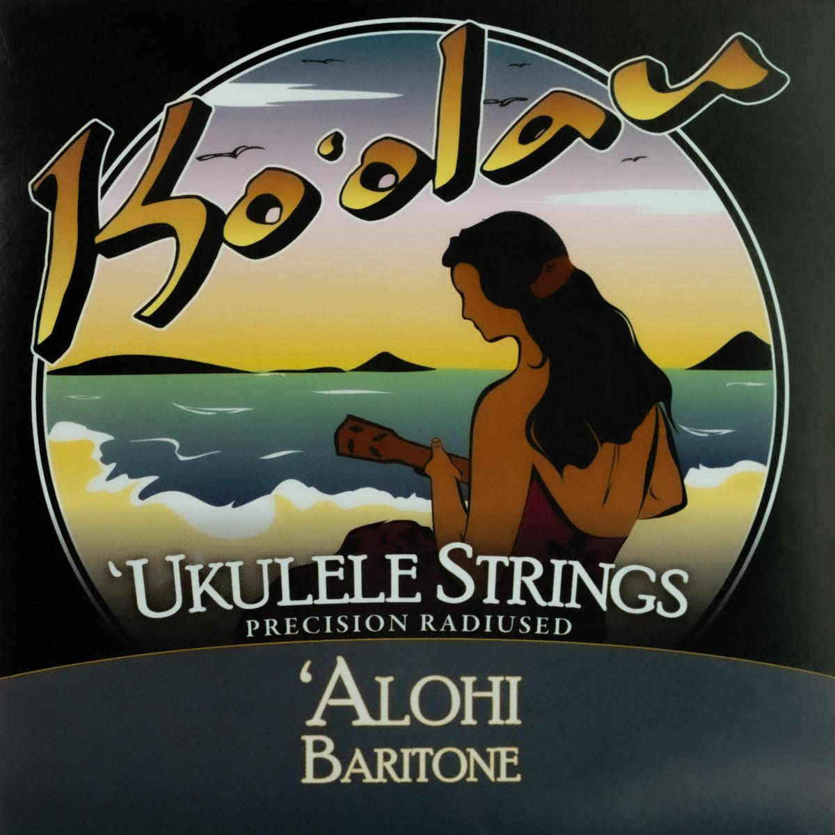 Ko'olau 'Alohi Strings - Baritone