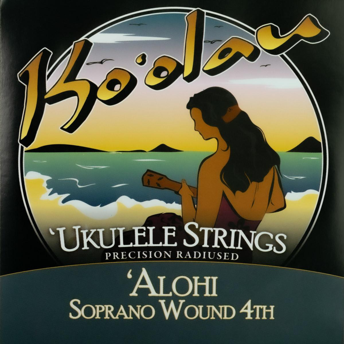 Ko'olau 'Alohi Strings - Soprano (2 Options)