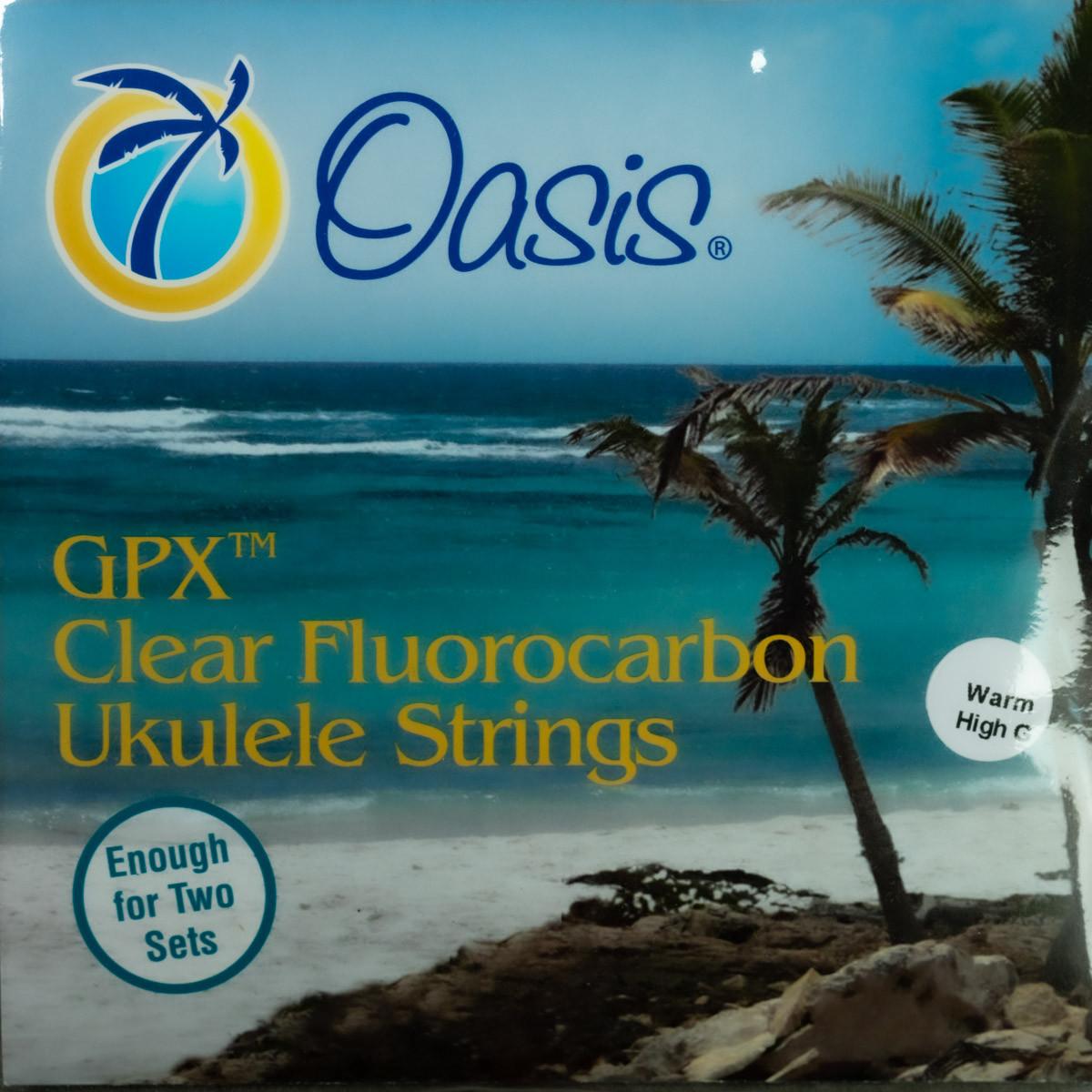 Oasis Fluorocarbon Strings (UKE 8101 Warm Low G)