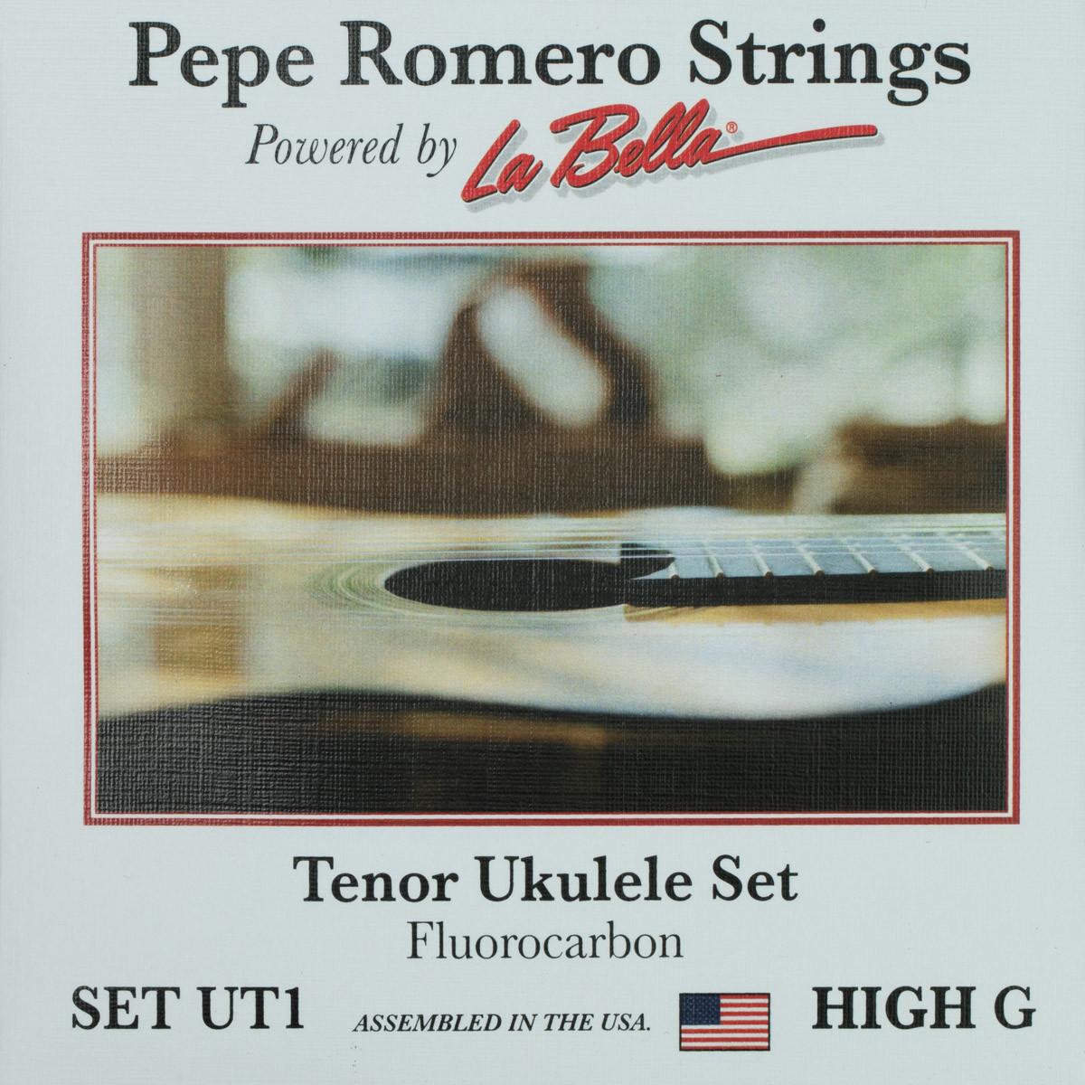 Pepe Romero Strings UT1 Tenor Plain