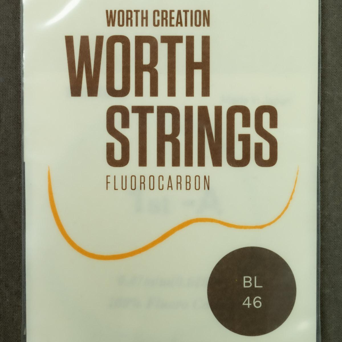 Worth Strings BL Soprano/Concert Light High G