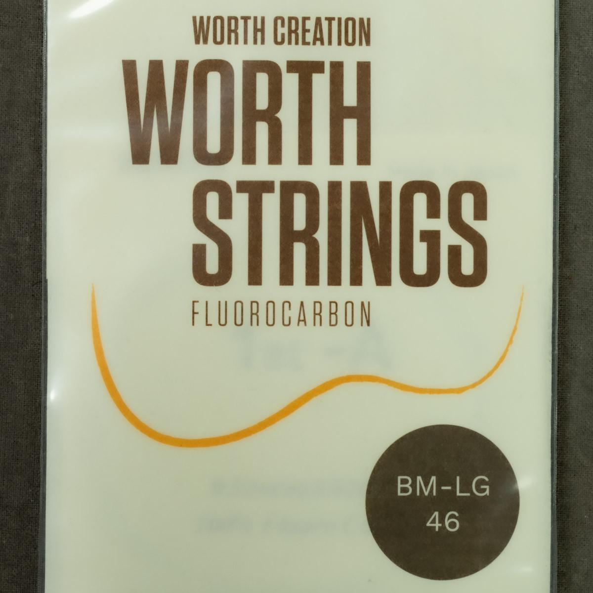 Worth Strings BM Brown Soprano/Concert Low G