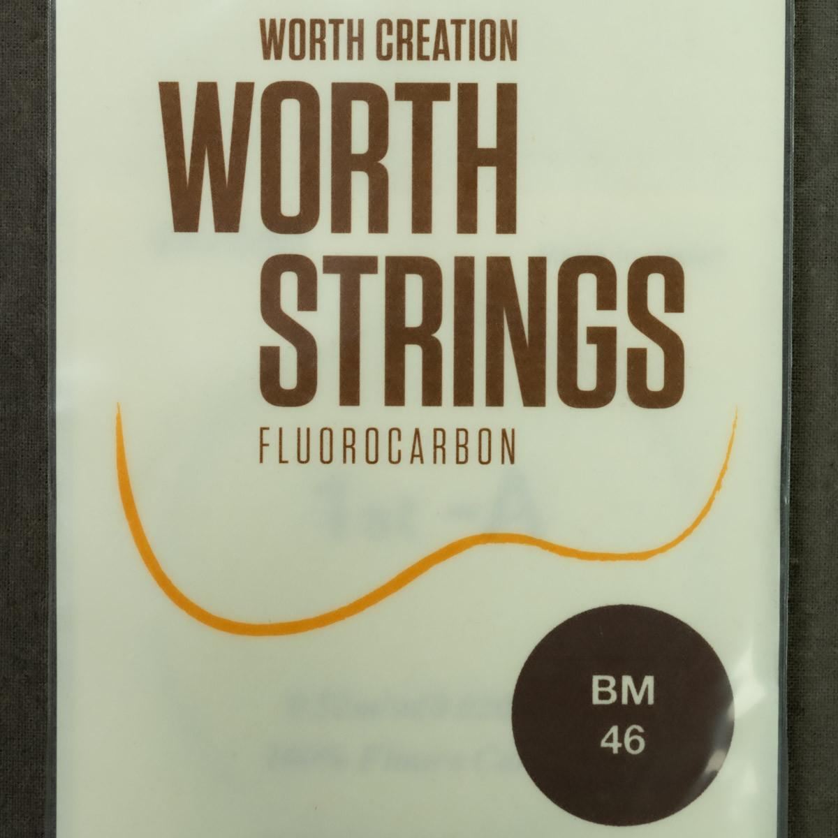 Worth Strings - BM Brown Soprano/Concert High G