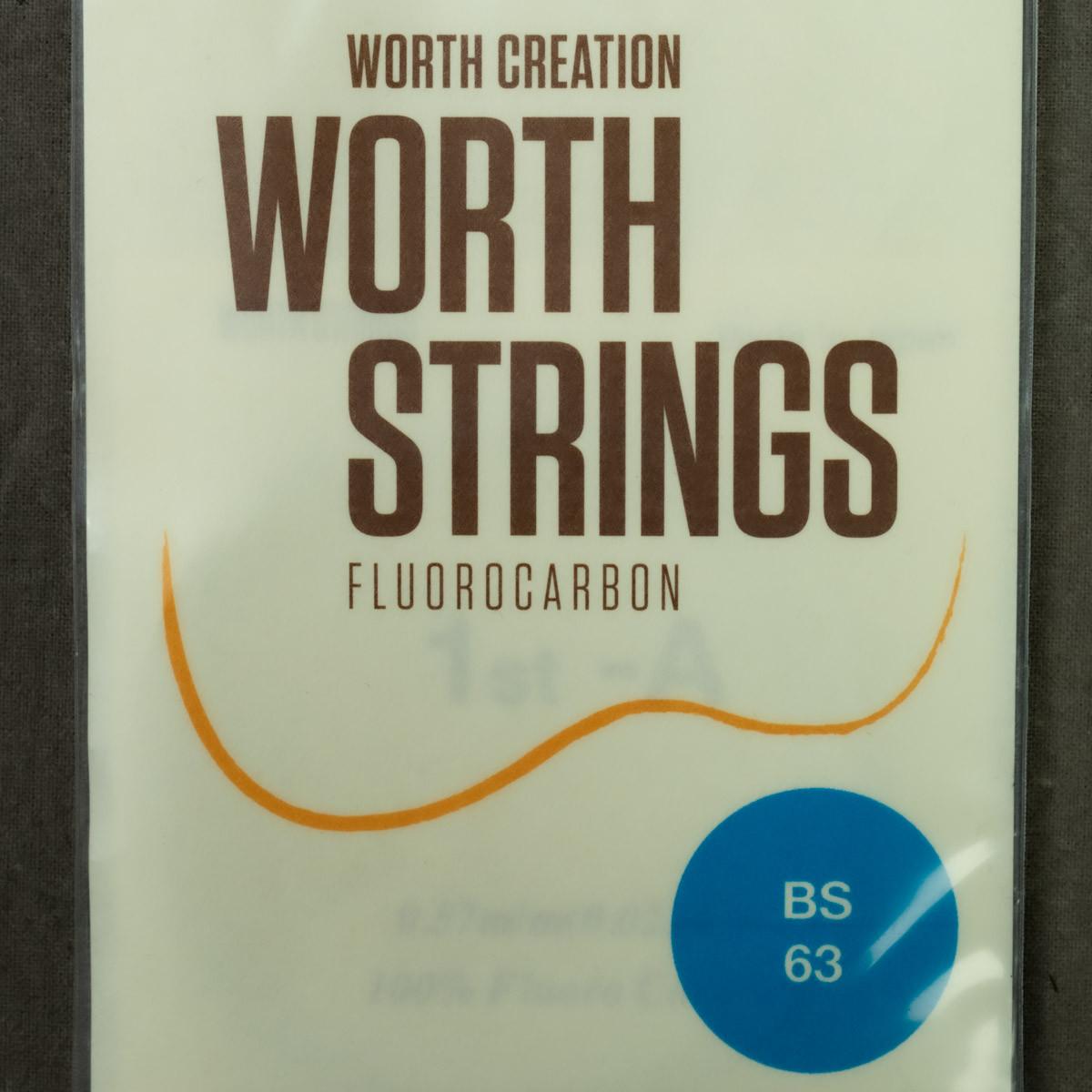 Worth Strings - BS Brown Tenor Heavy (Double Set)