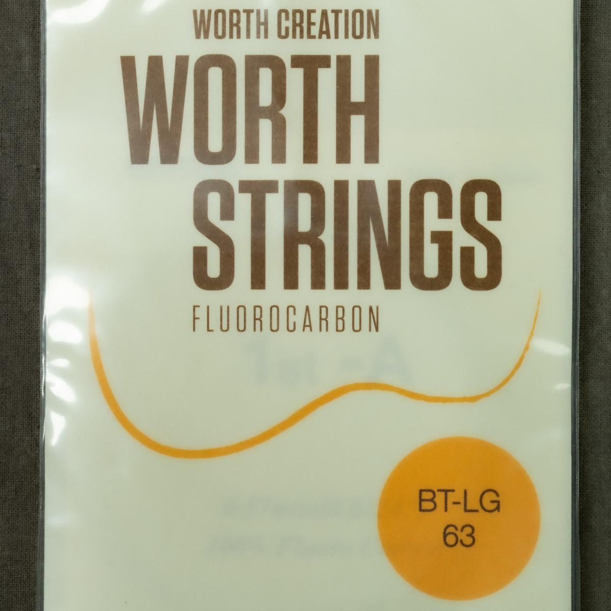 Worth Strings - BT Brown Tenor Plain Low G