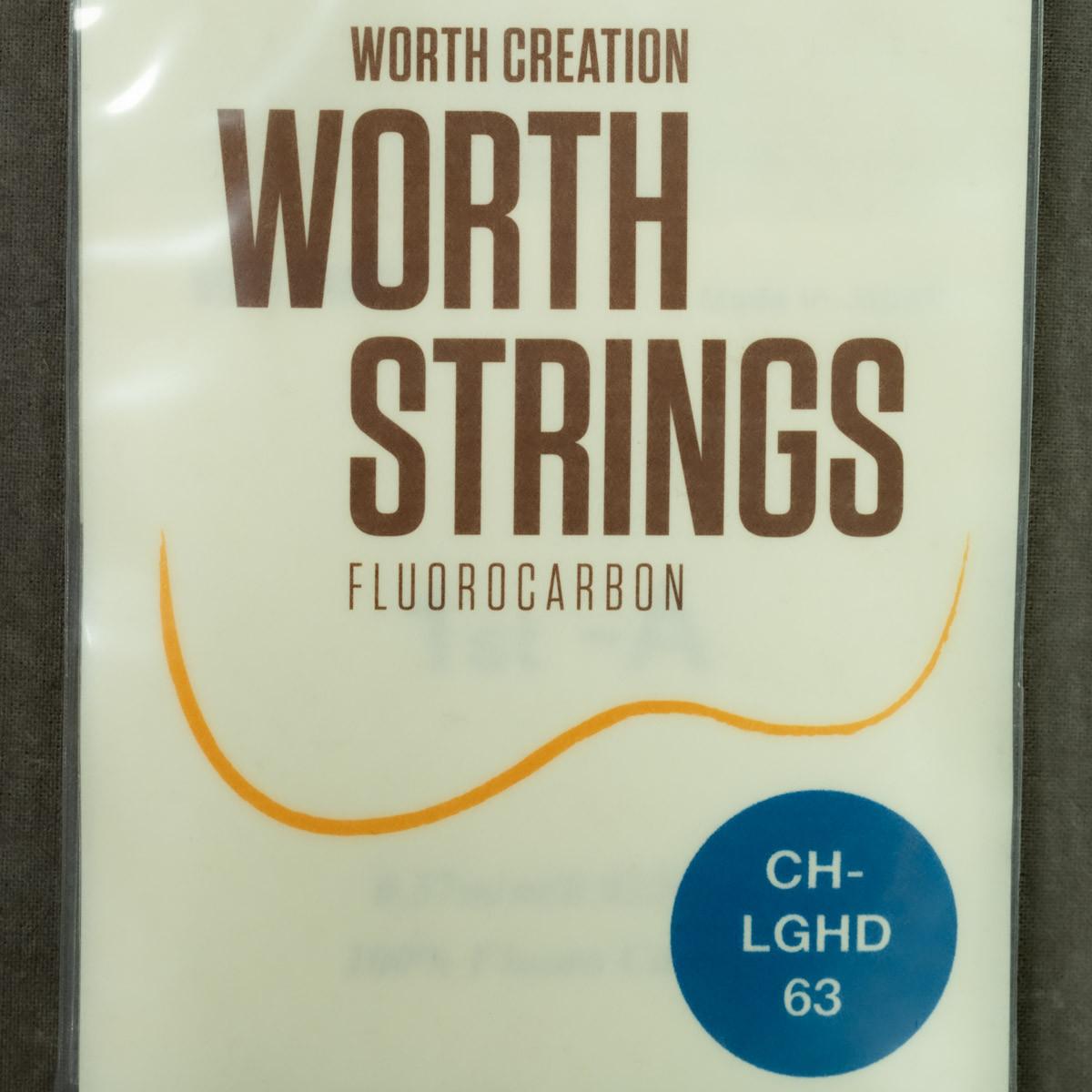 Worth Strings CH-LGHD Tenor Clear Heavy High Density Low G