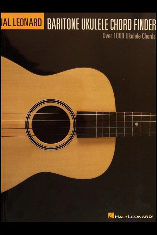 Baritone Ukulele Chord Finder