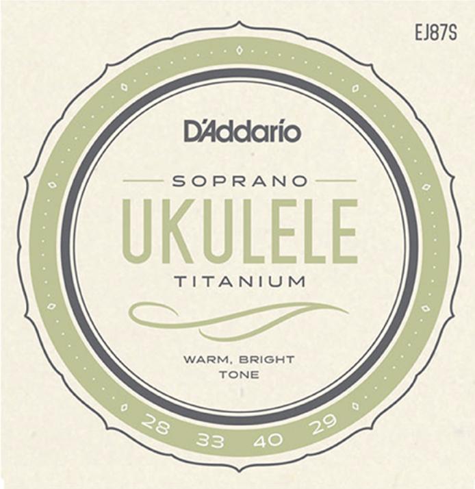 D'Addario Nyltech Soprano  String Set