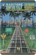 Baritone Ukulele Fretboard Roadmaps