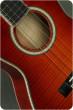 Steve Grimes Custom Maple Cherry Burst Tenor (0974)