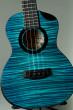 Kanile'a Custom Maple Tenor Blue Tiger Maple (Custom-T Tru-R #24336)