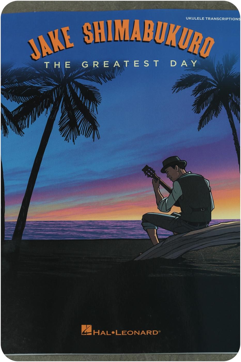 Jake Shimabukuro – The Greatest Day