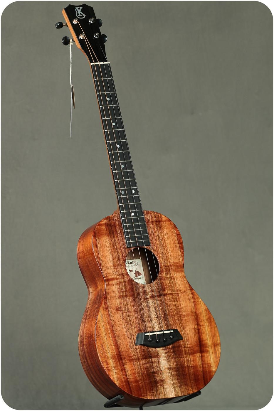 Kanile'a Koa Gloss Baritone (K-1 B Tru-R G #21955)