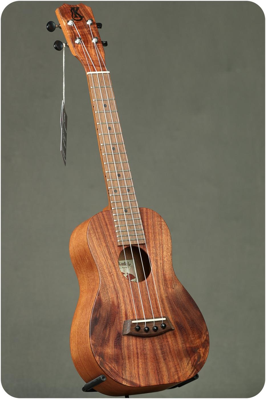 Kanile'a Koa/ Mahogany Concert (OHA-C 21602)